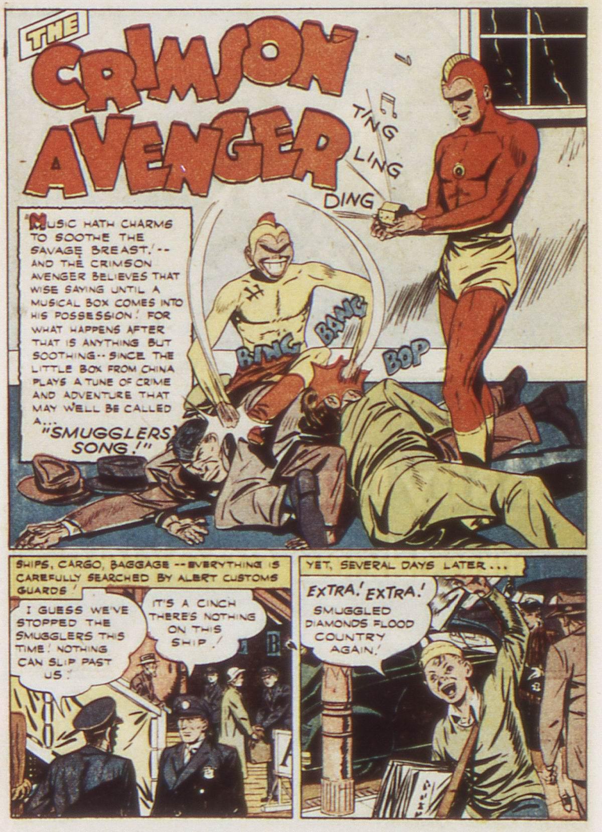 Read online Detective Comics (1937) comic -  Issue #87 - 30