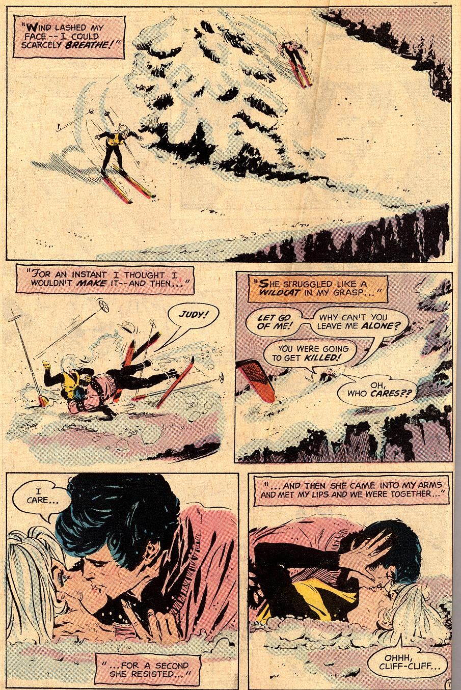 Read online Secret Hearts comic -  Issue #150 - 10