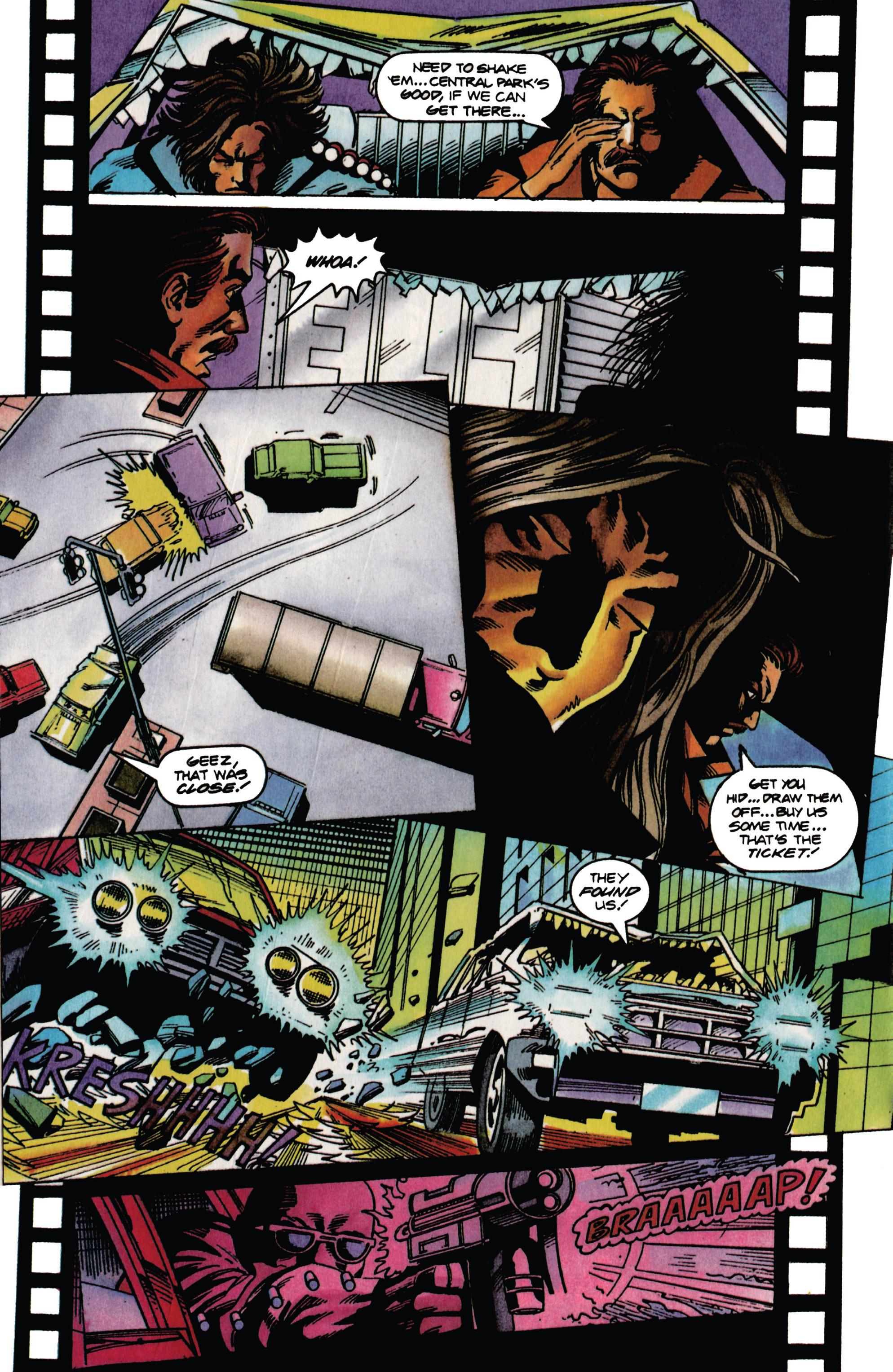 Read online Eternal Warrior (1992) comic -  Issue #30 - 16