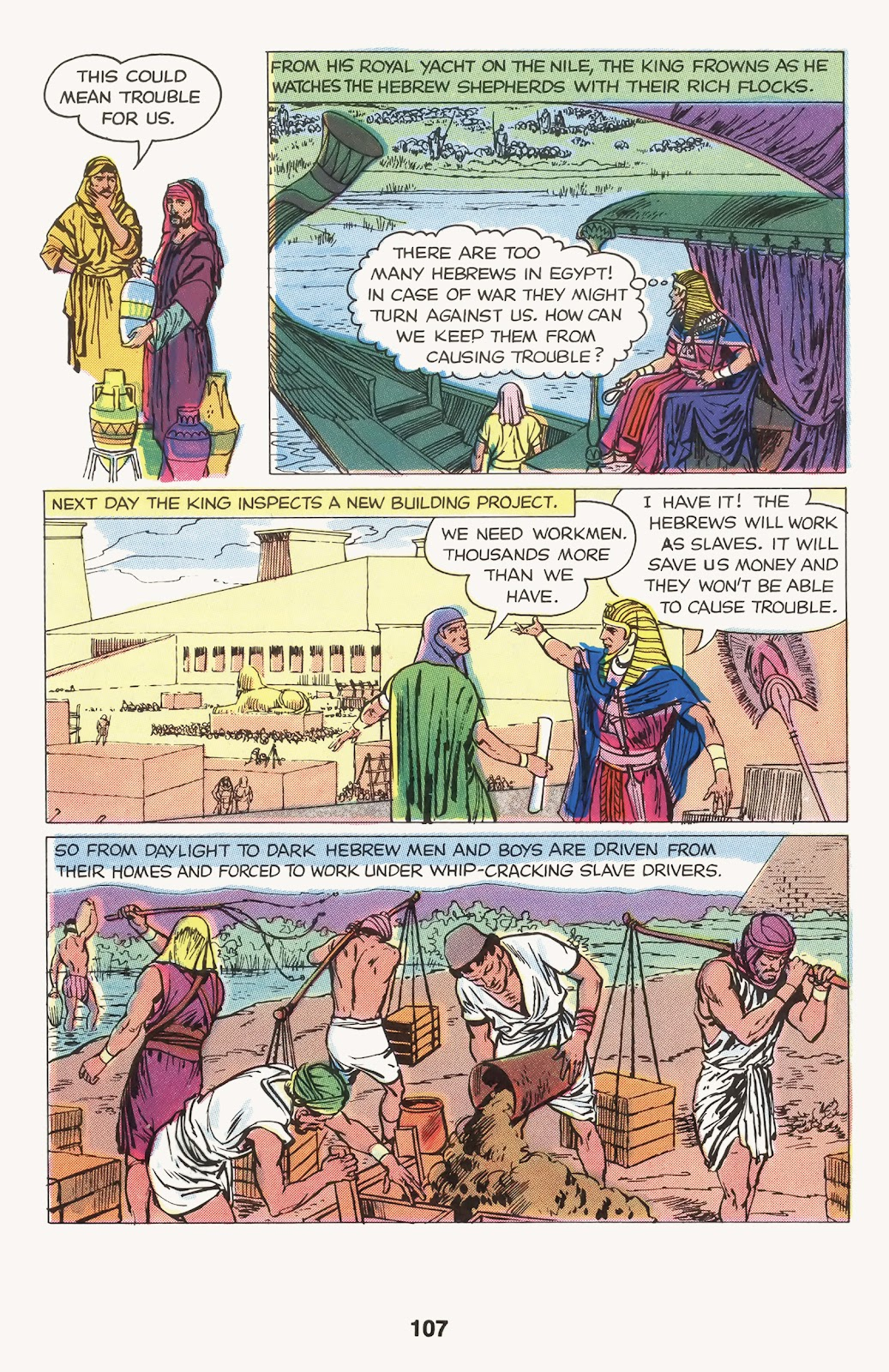The Picture Bible issue TPB (Part 2) - Page 10