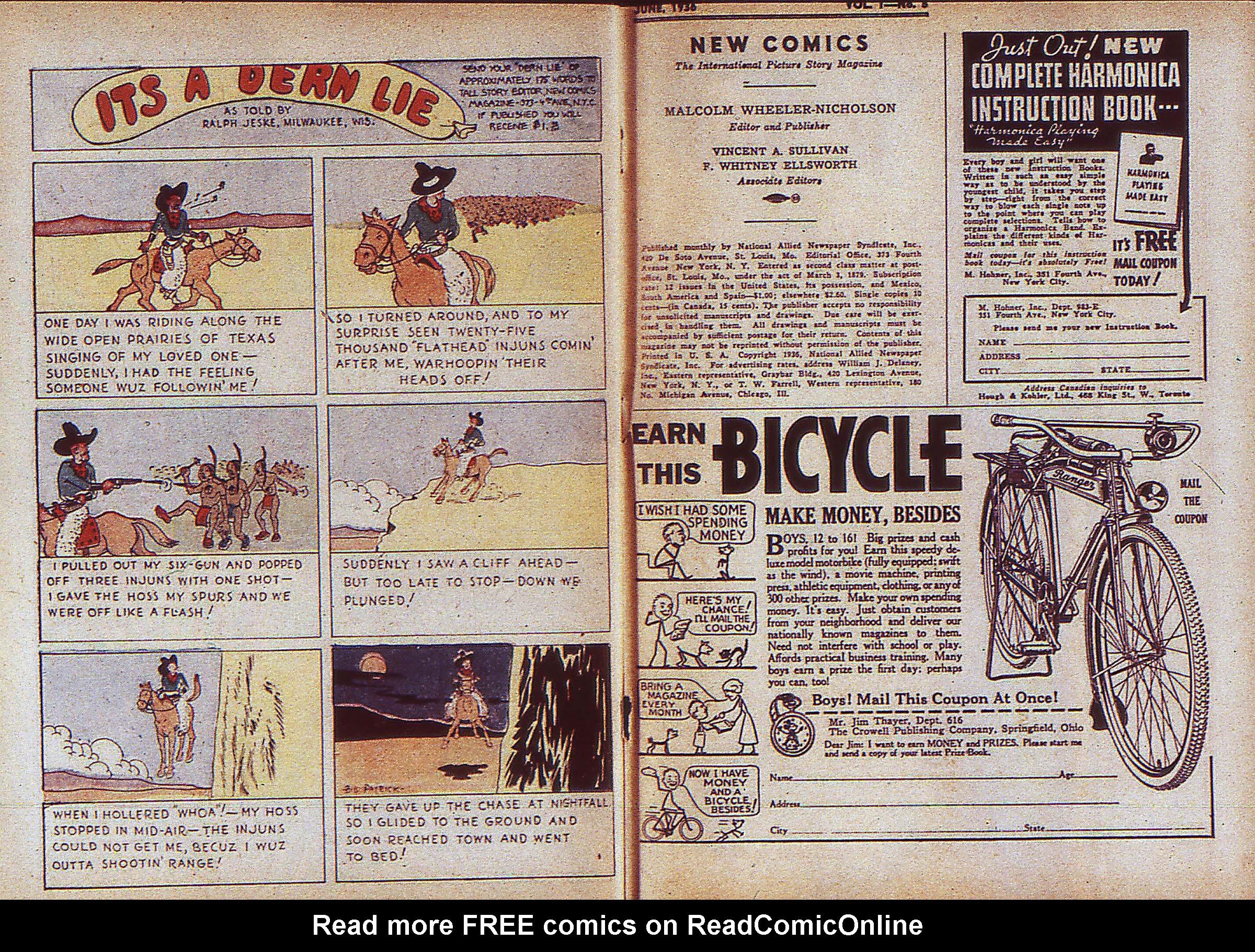 Read online Adventure Comics (1938) comic -  Issue #5 - 42