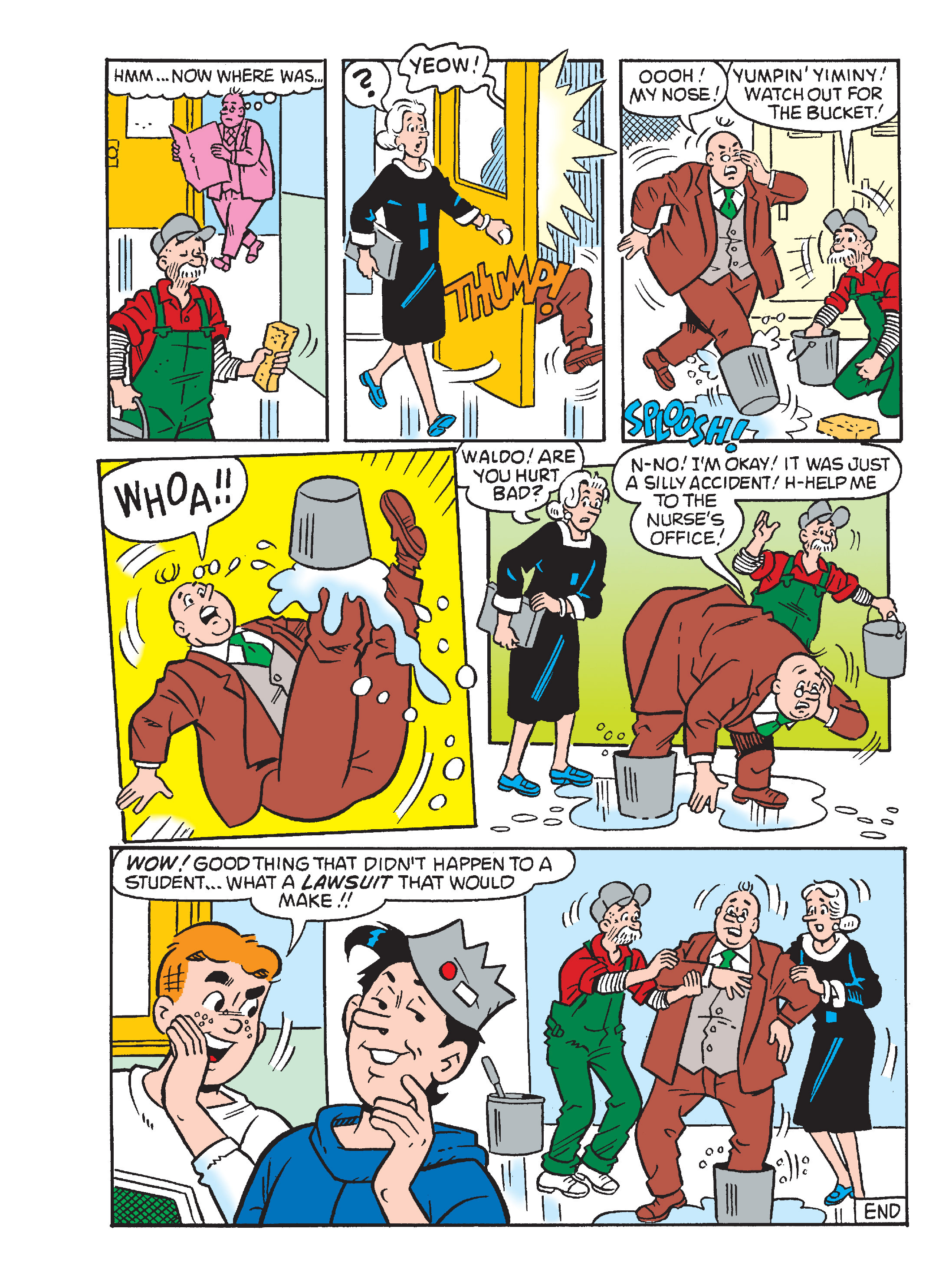 Read online World of Archie Double Digest comic -  Issue #55 - 18