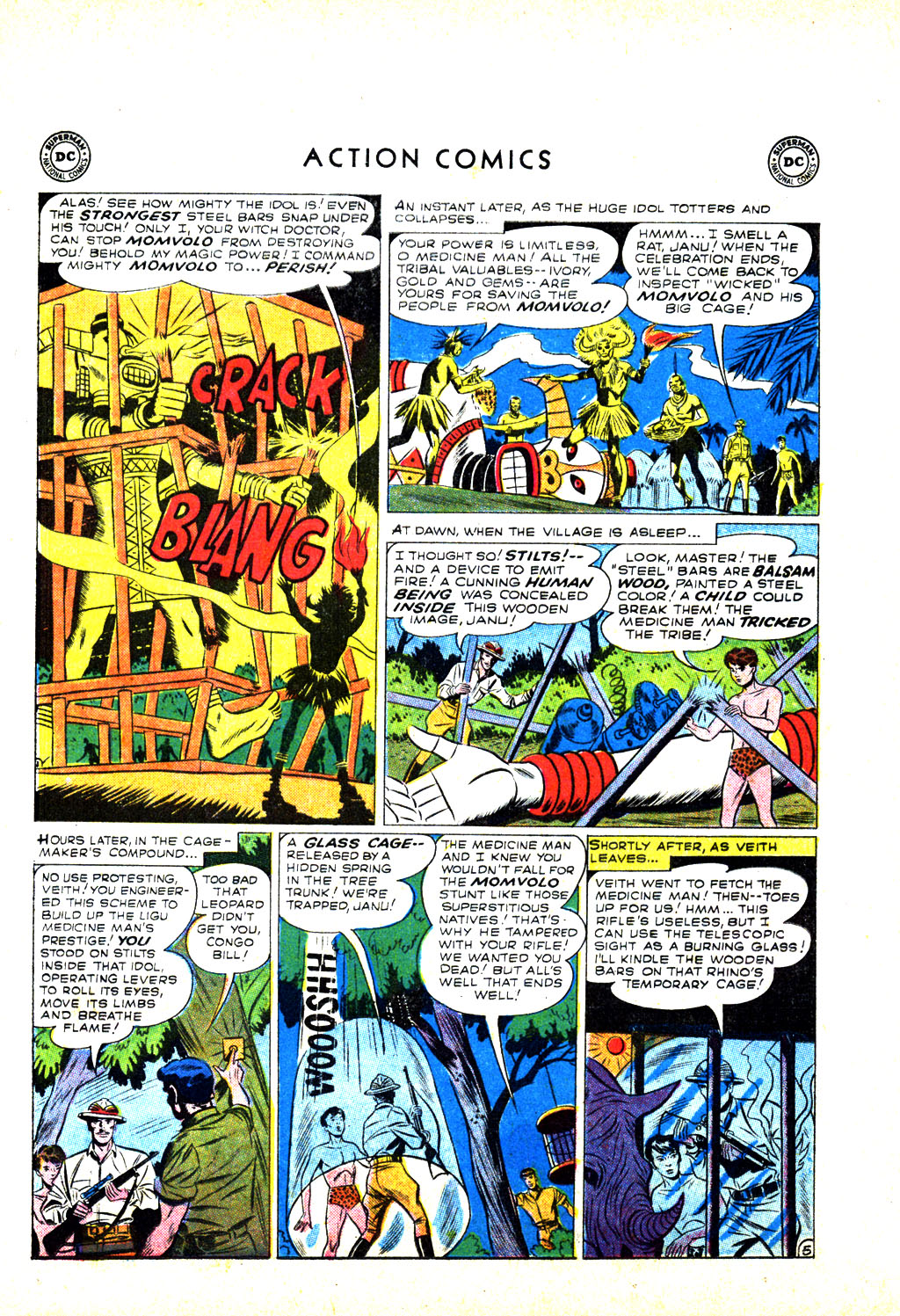 Read online Action Comics (1938) comic -  Issue #246 - 23