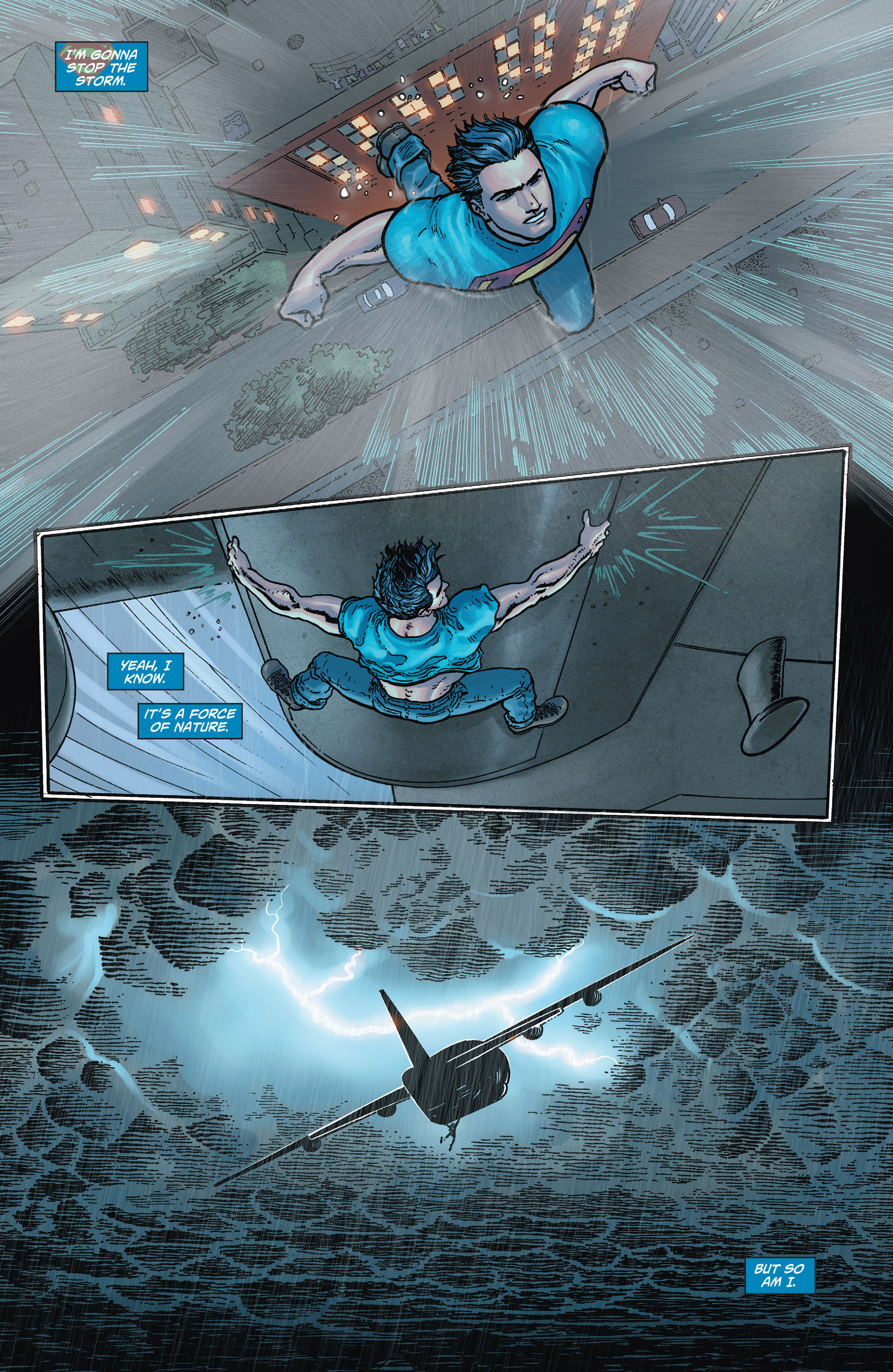 Read online Action Comics (2011) comic -  Issue #25 - 10