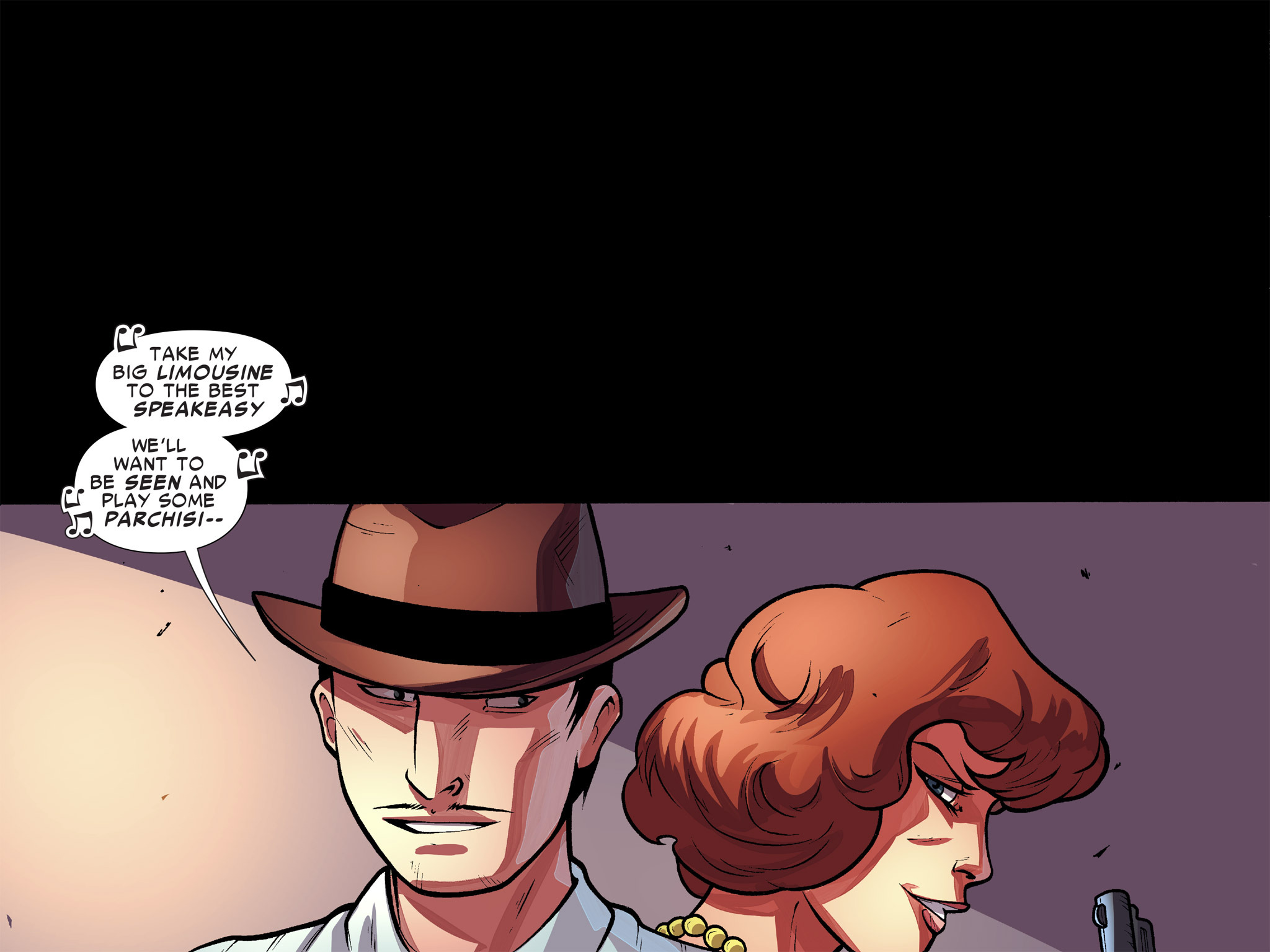 Read online Ultimate Spider-Man (Infinite Comics) (2016) comic -  Issue #10 - 24