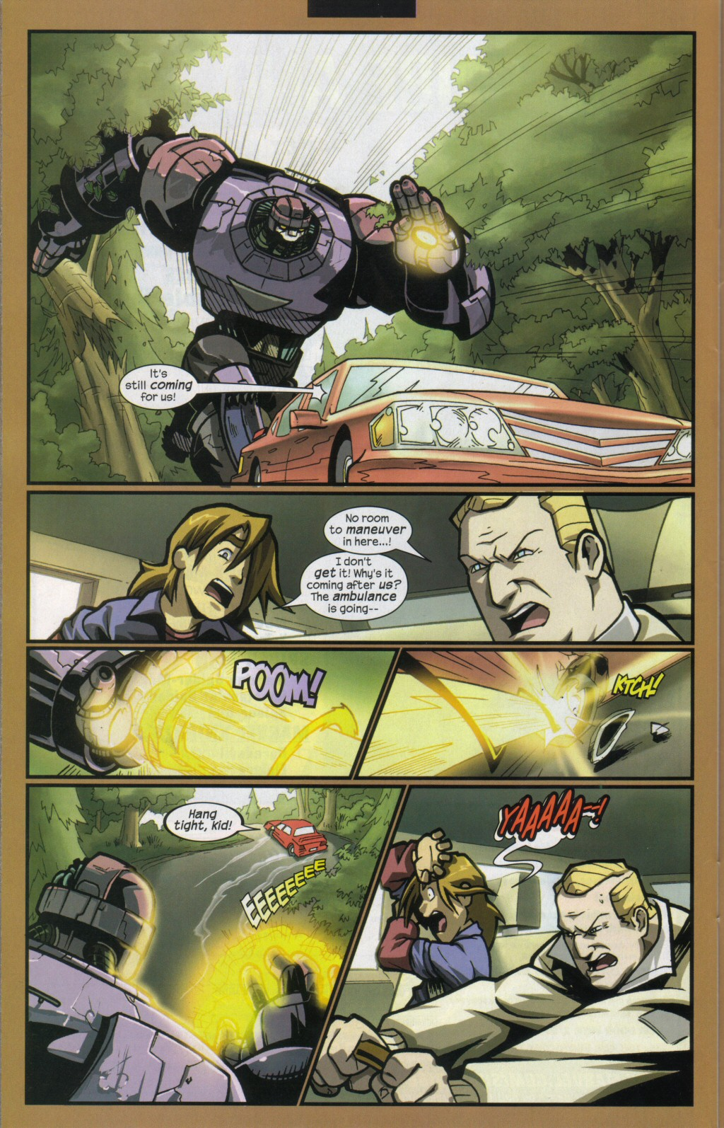 Read online Sentinel comic -  Issue #11 - 21