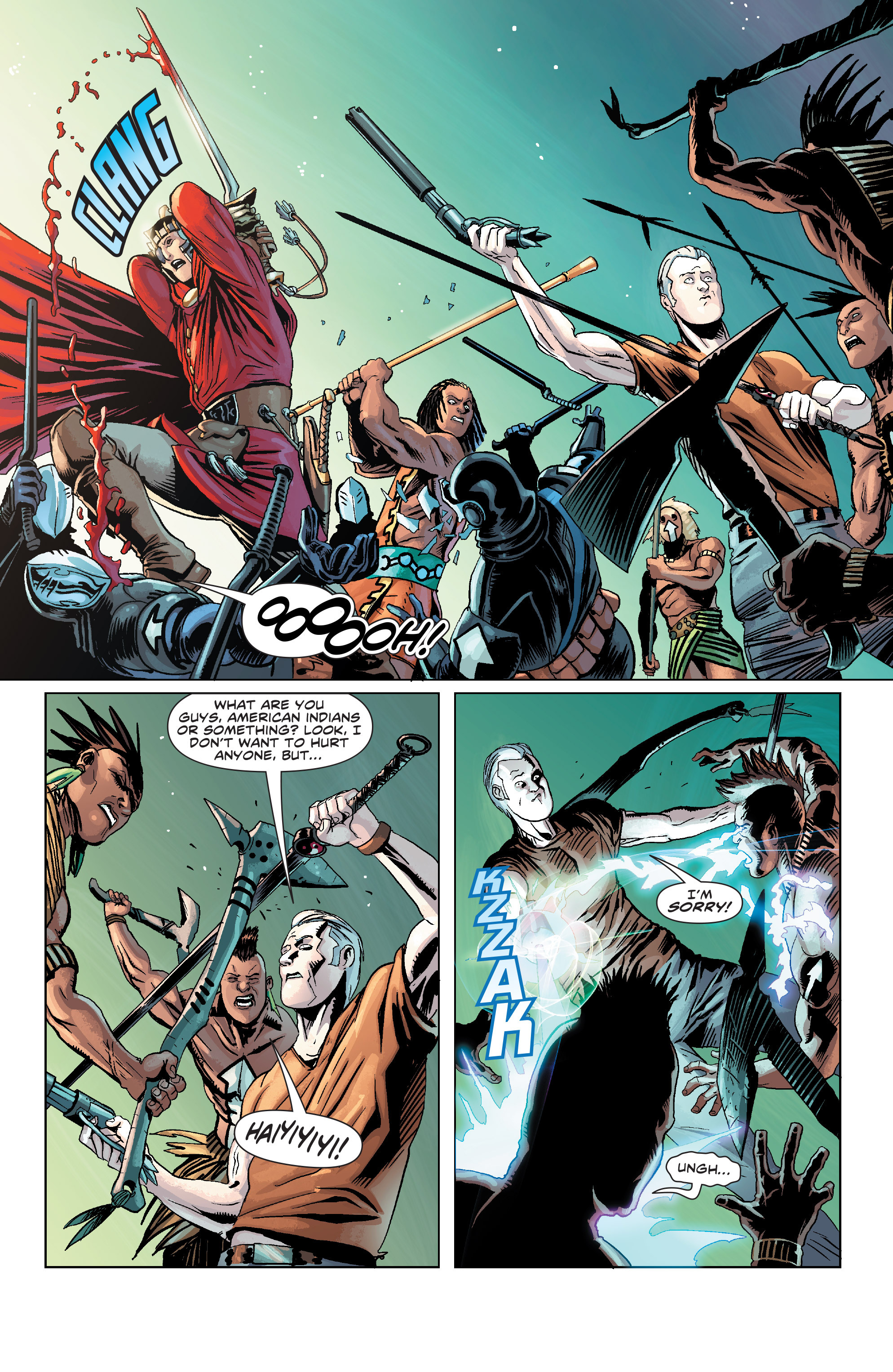 Read online Elric: The Balance Lost comic -  Issue # TPB 2 - 17