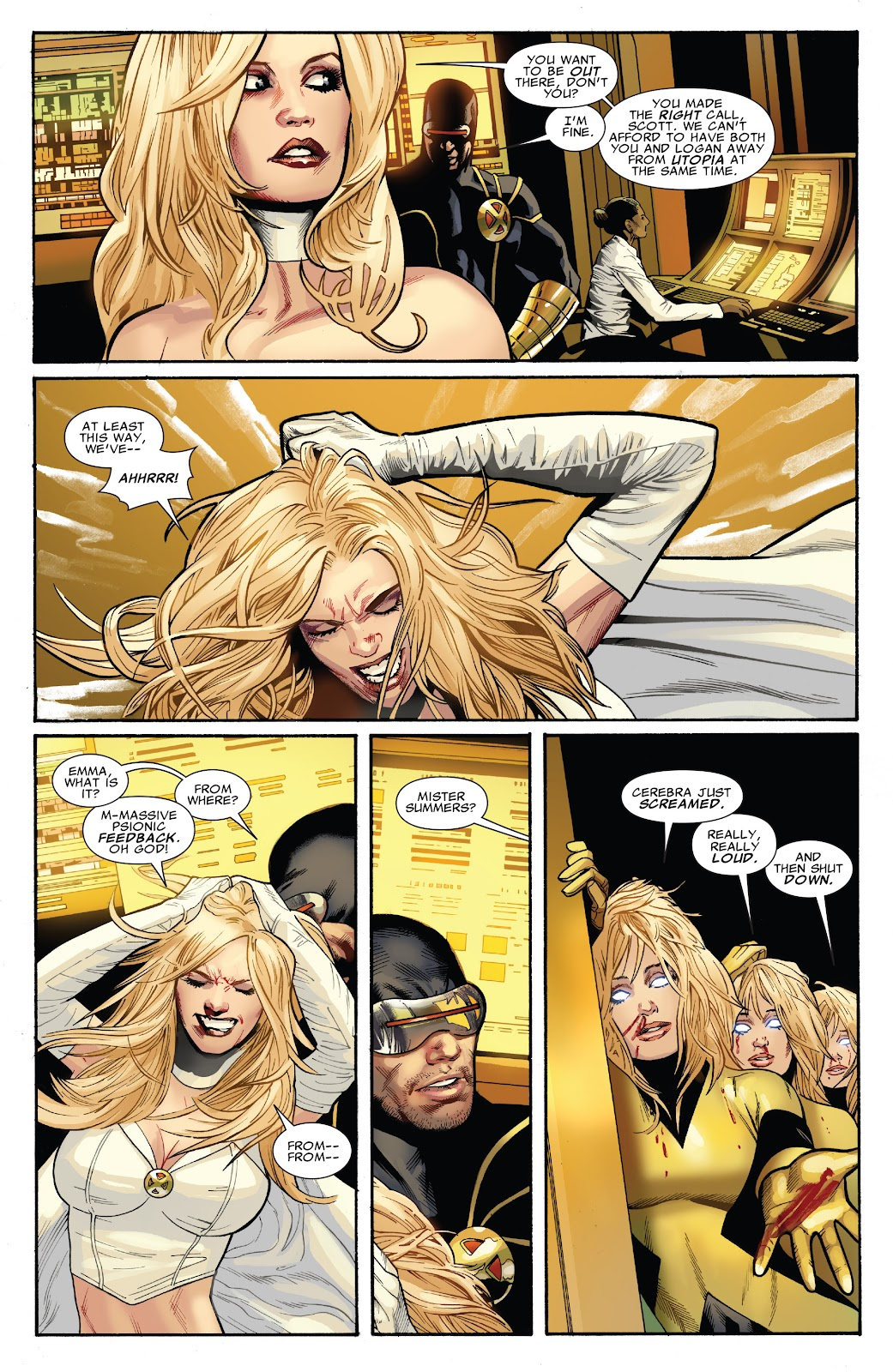 Read online X-Men: Second Coming comic -  Issue # _TPB (Part 1) - 98