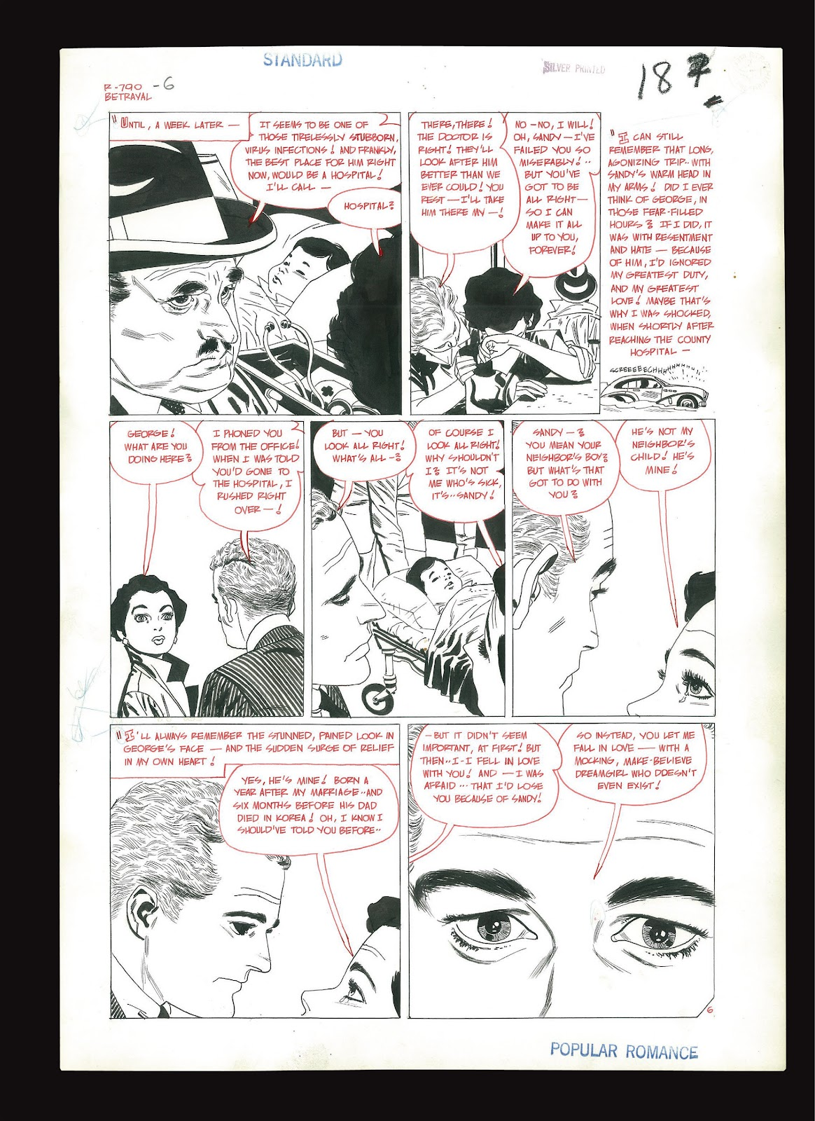 Read online Setting the Standard: Comics by Alex Toth 1952-1954 comic -  Issue # TPB (Part 4) - 123