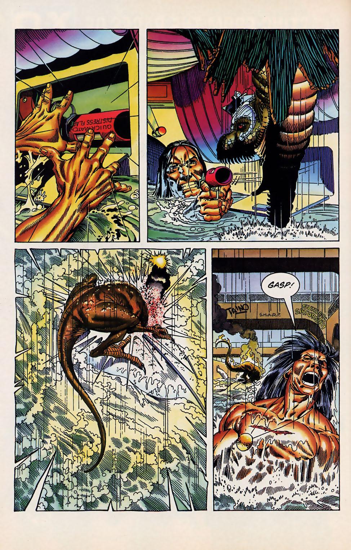 Read online Turok, Dinosaur Hunter (1993) comic -  Issue #12 - 21
