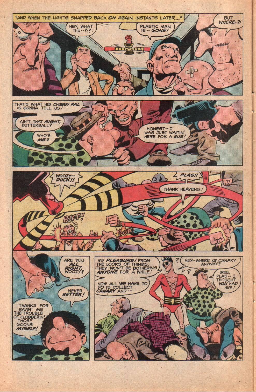 Read online Adventure Comics (1938) comic -  Issue #498 - 8