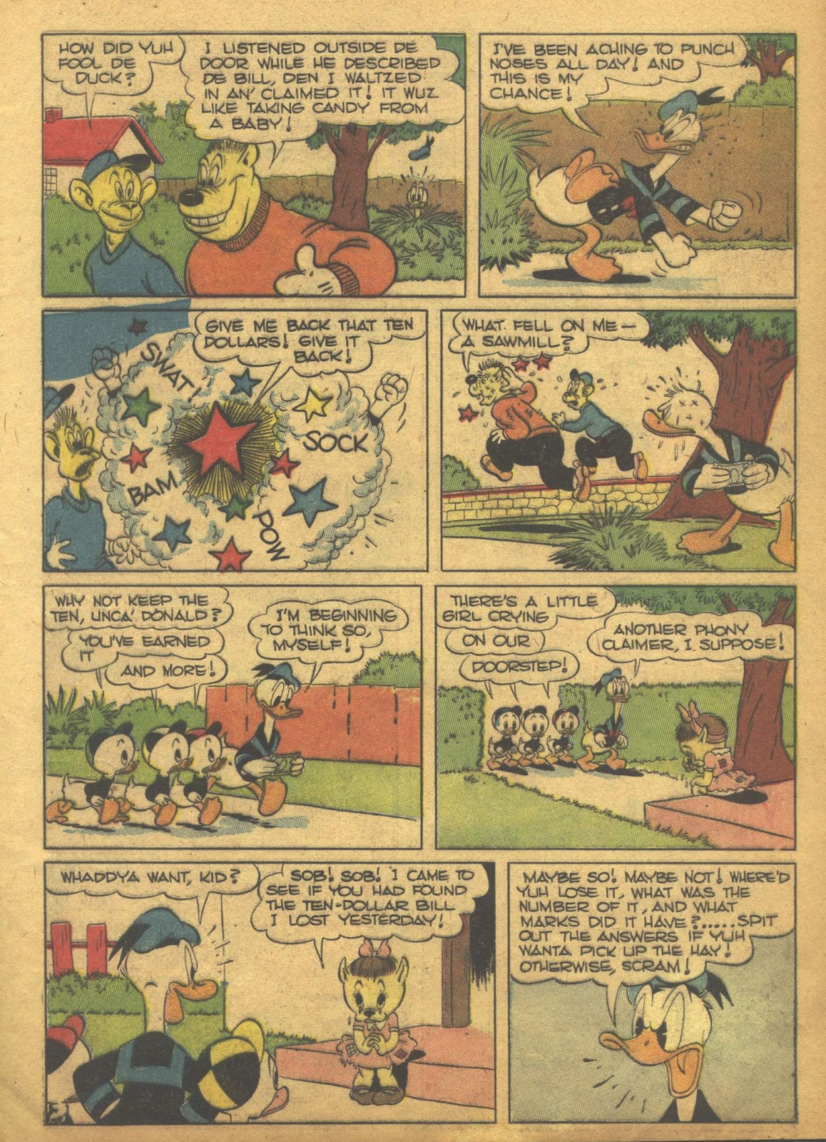 Walt Disney's Comics and Stories issue 63 - Page 11