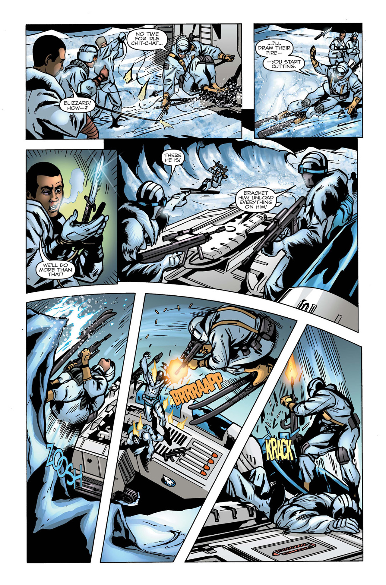 G.I. Joe: A Real American Hero 168 Page 14