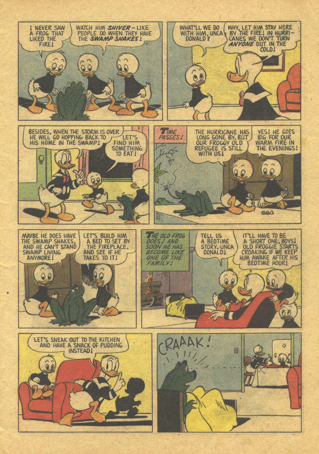 Walt Disney's Comics and Stories issue 216 - Page 5