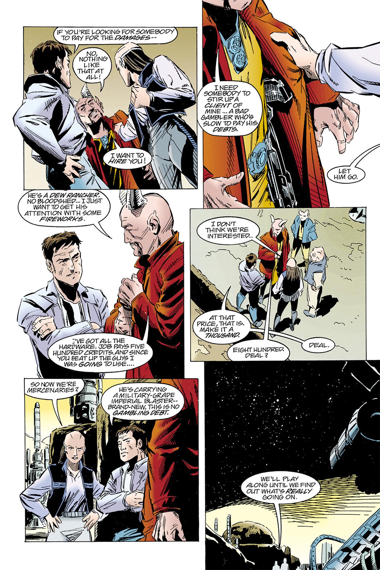 Read online Star Wars Omnibus comic -  Issue # Vol. 2 - 39