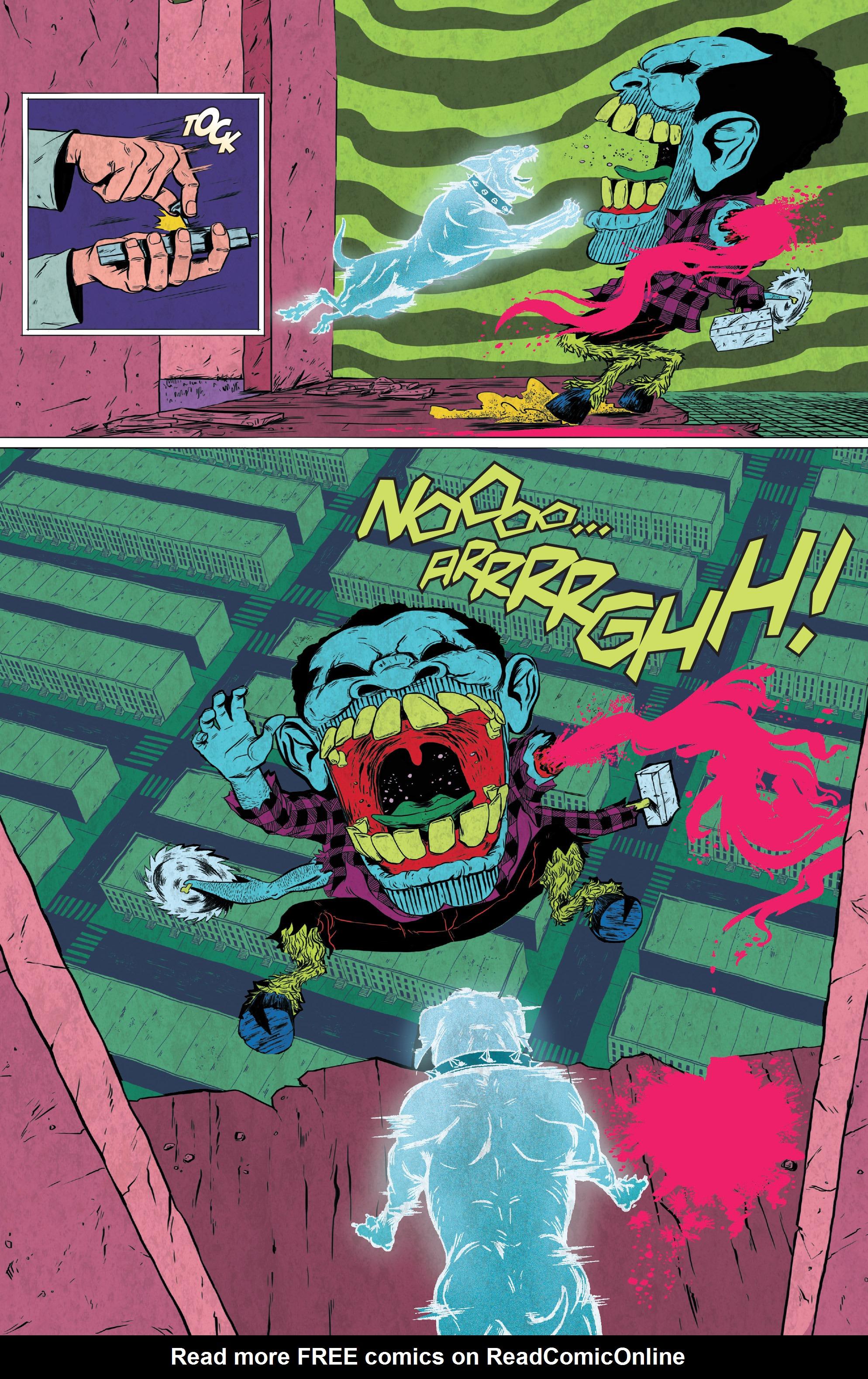 Read online Translucid comic -  Issue #4 - 20
