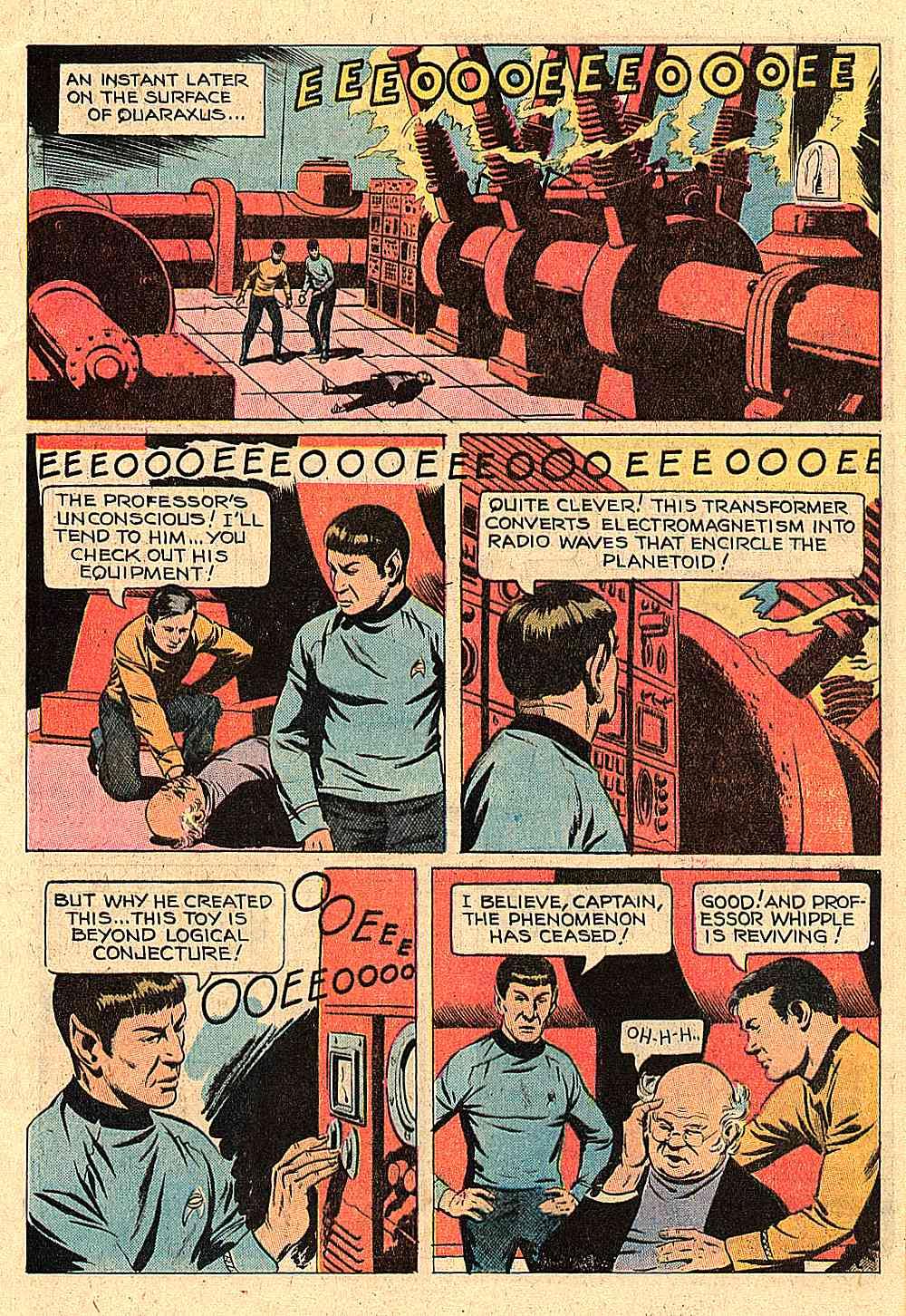 Star Trek (1967) issue 51 - Page 7