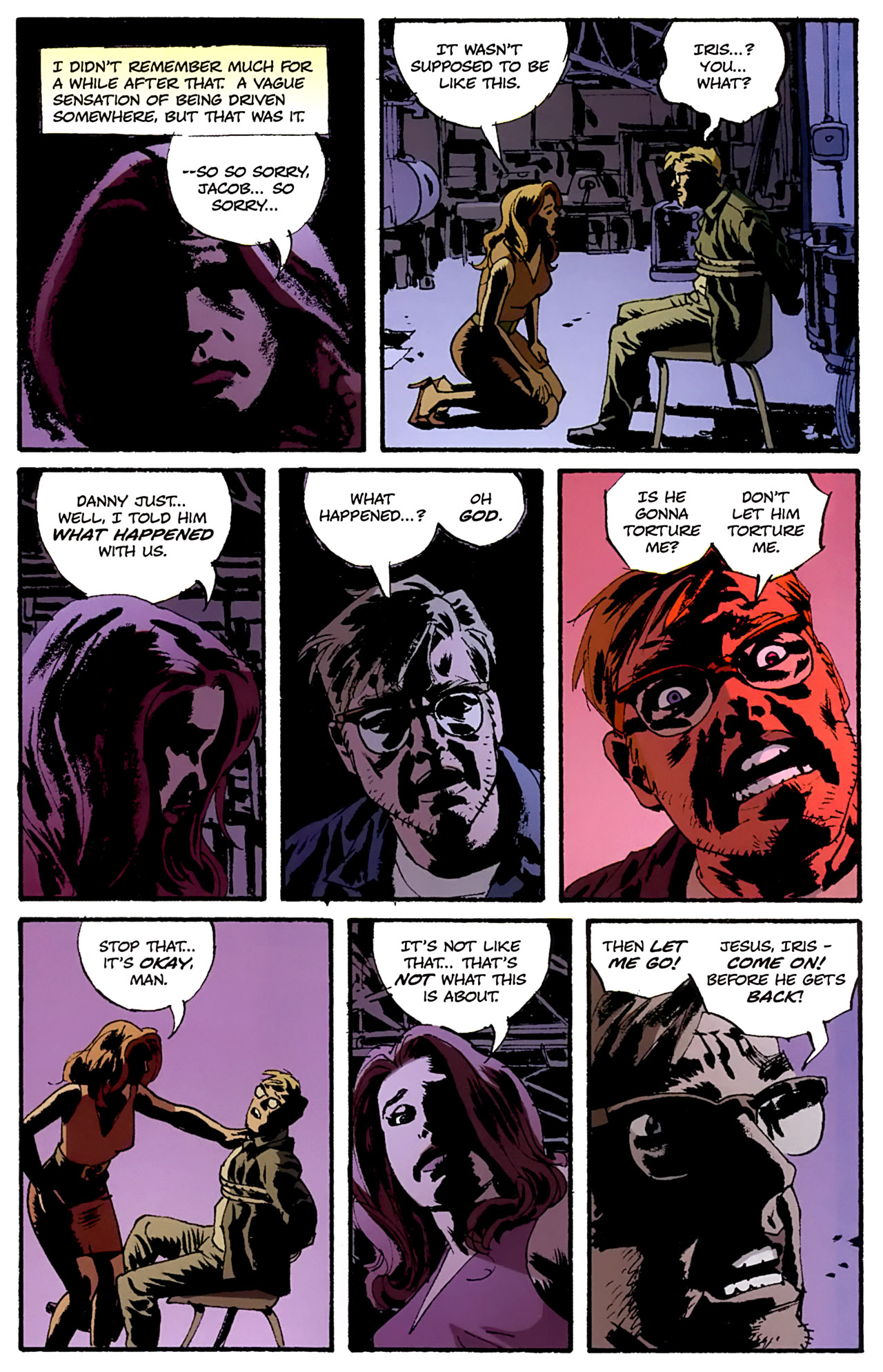 Read online Criminal (2008) comic -  Issue #4 - 27