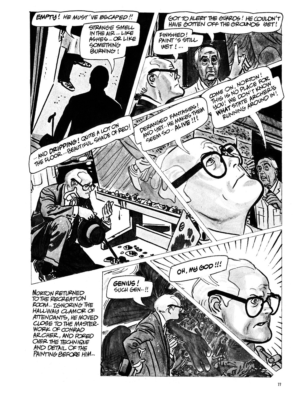 Read online Eerie Archives comic -  Issue # TPB 1 - 78