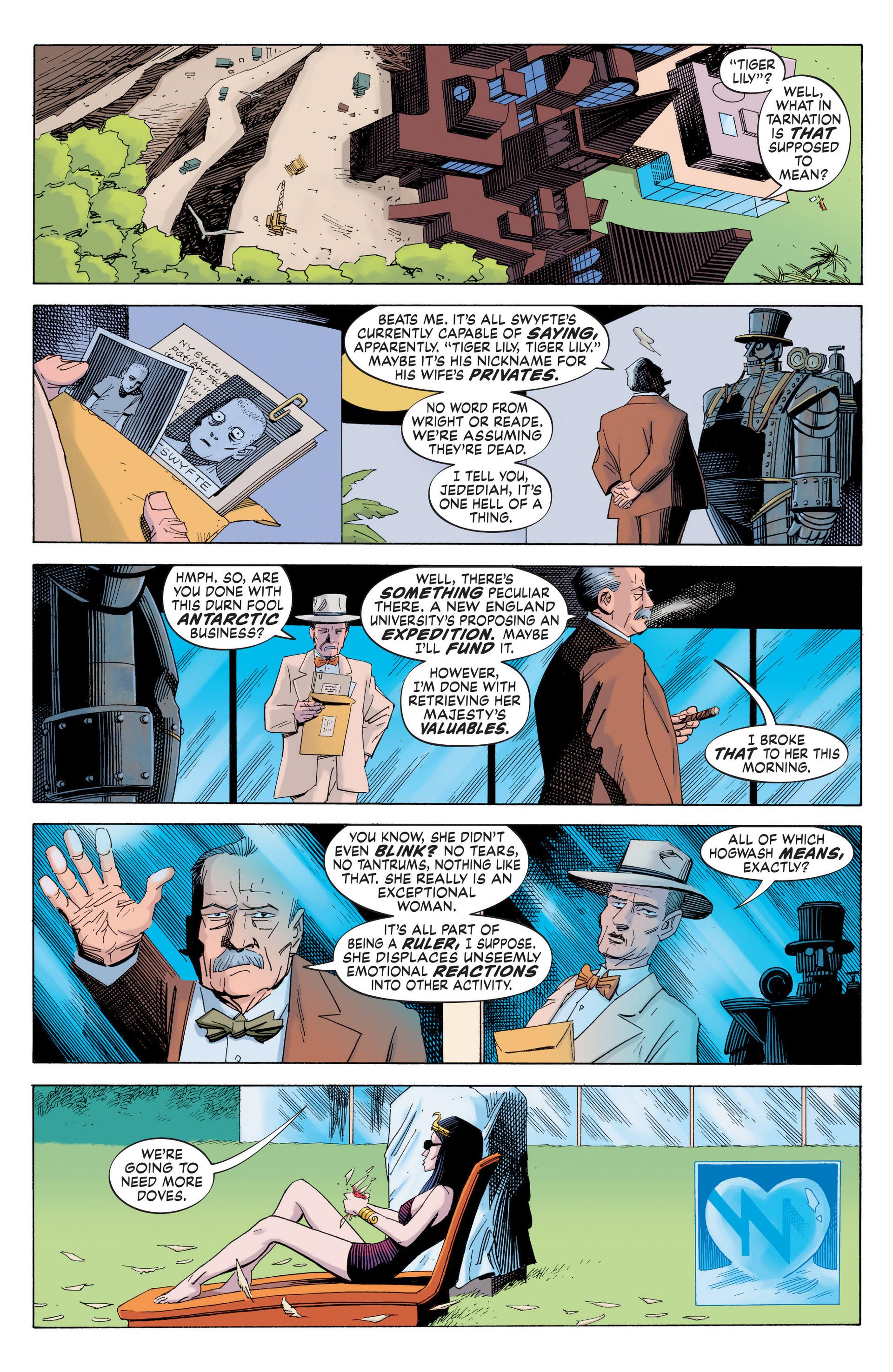 Read online Nemo: Heart of Ice comic -  Issue # Full - 49