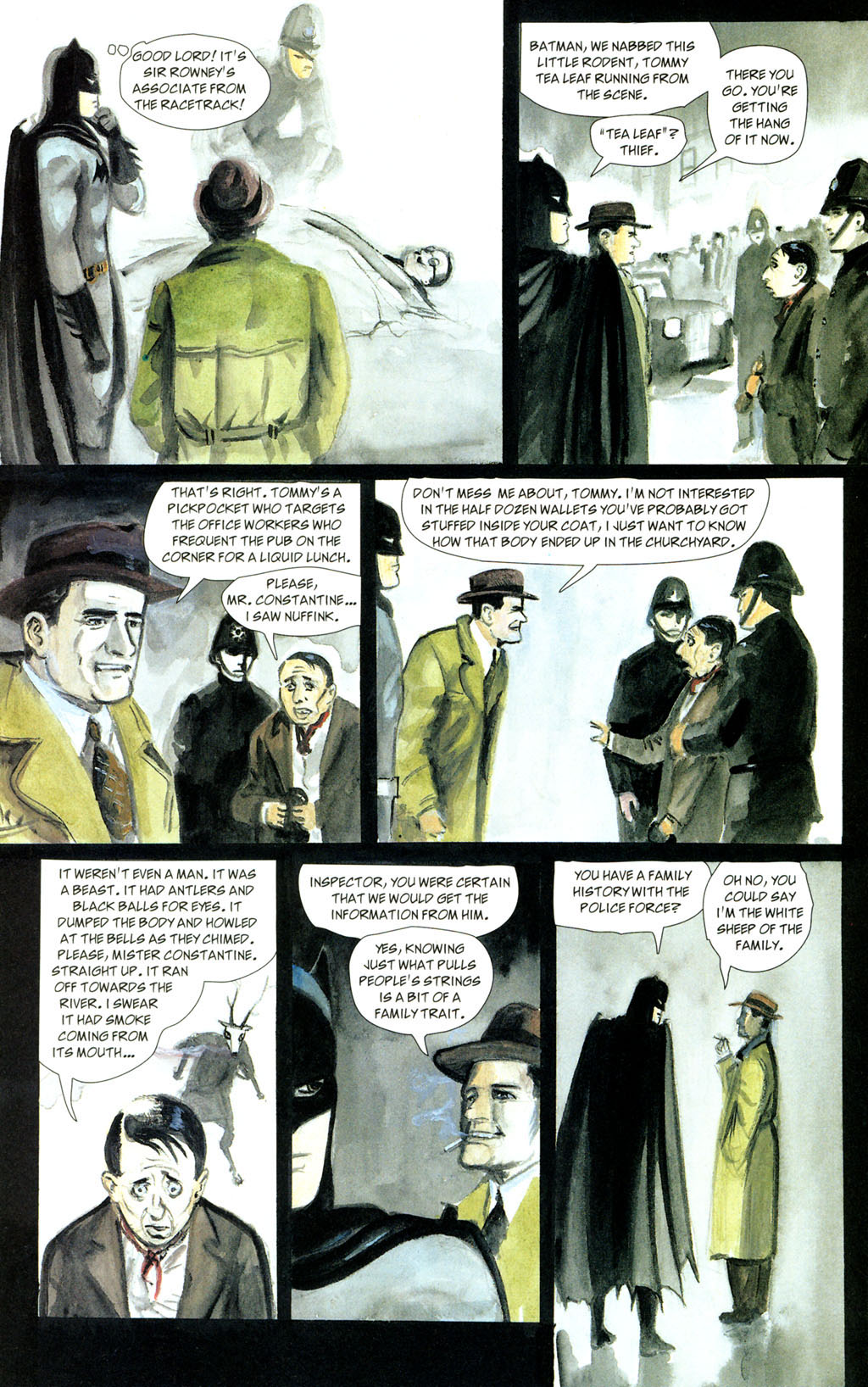 Read online Batman: The Order of Beasts comic -  Issue # Full - 26