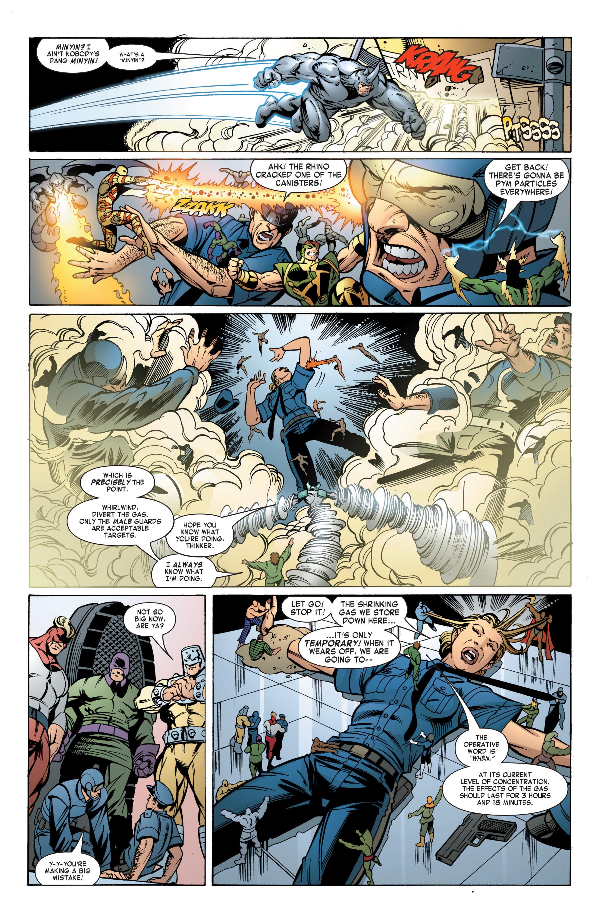 Read online She-Hulk (2004) comic -  Issue #5 - 21