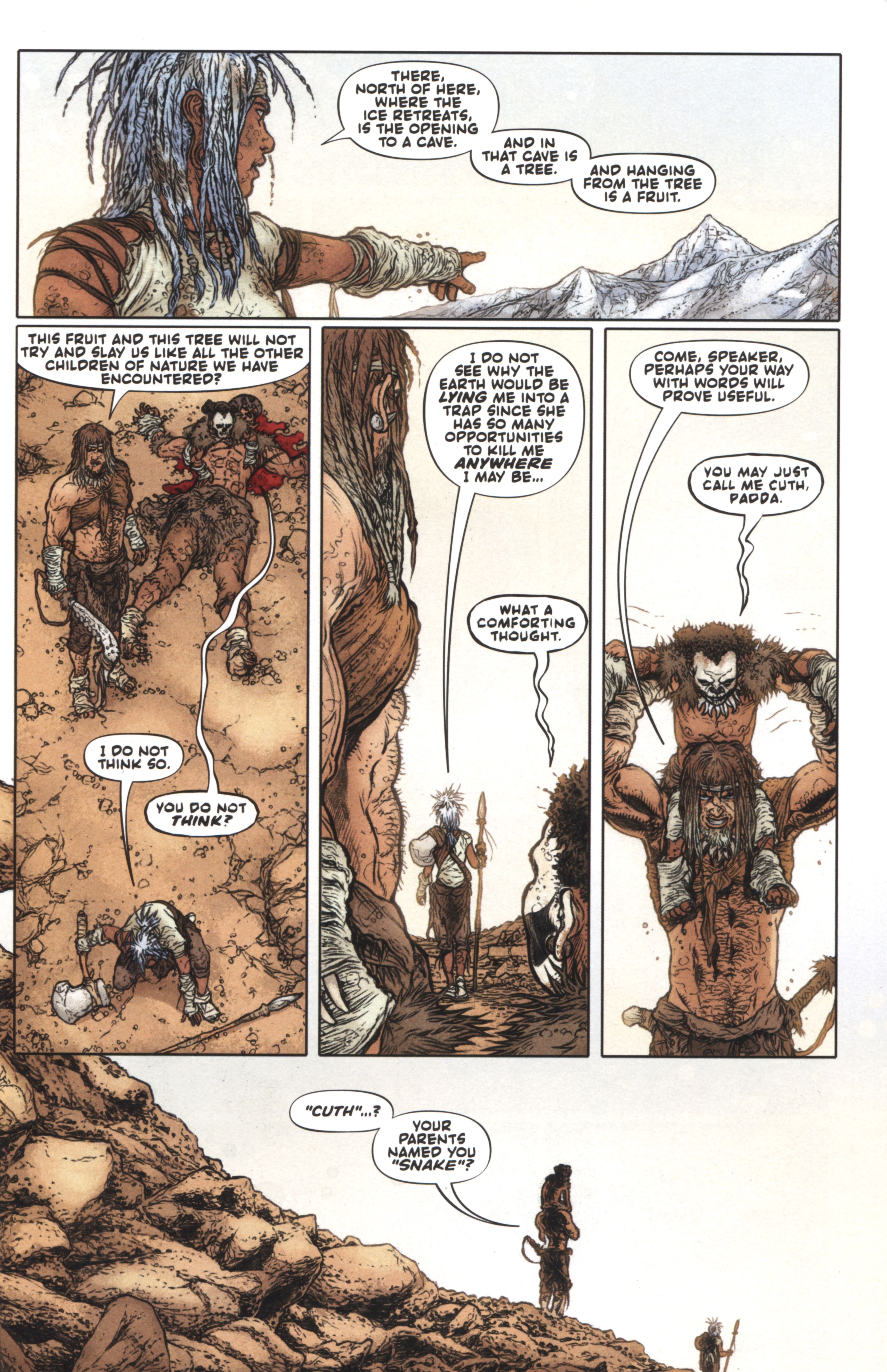 Read online Book of Death: Legends of the Geomancer comic -  Issue #2 - 10
