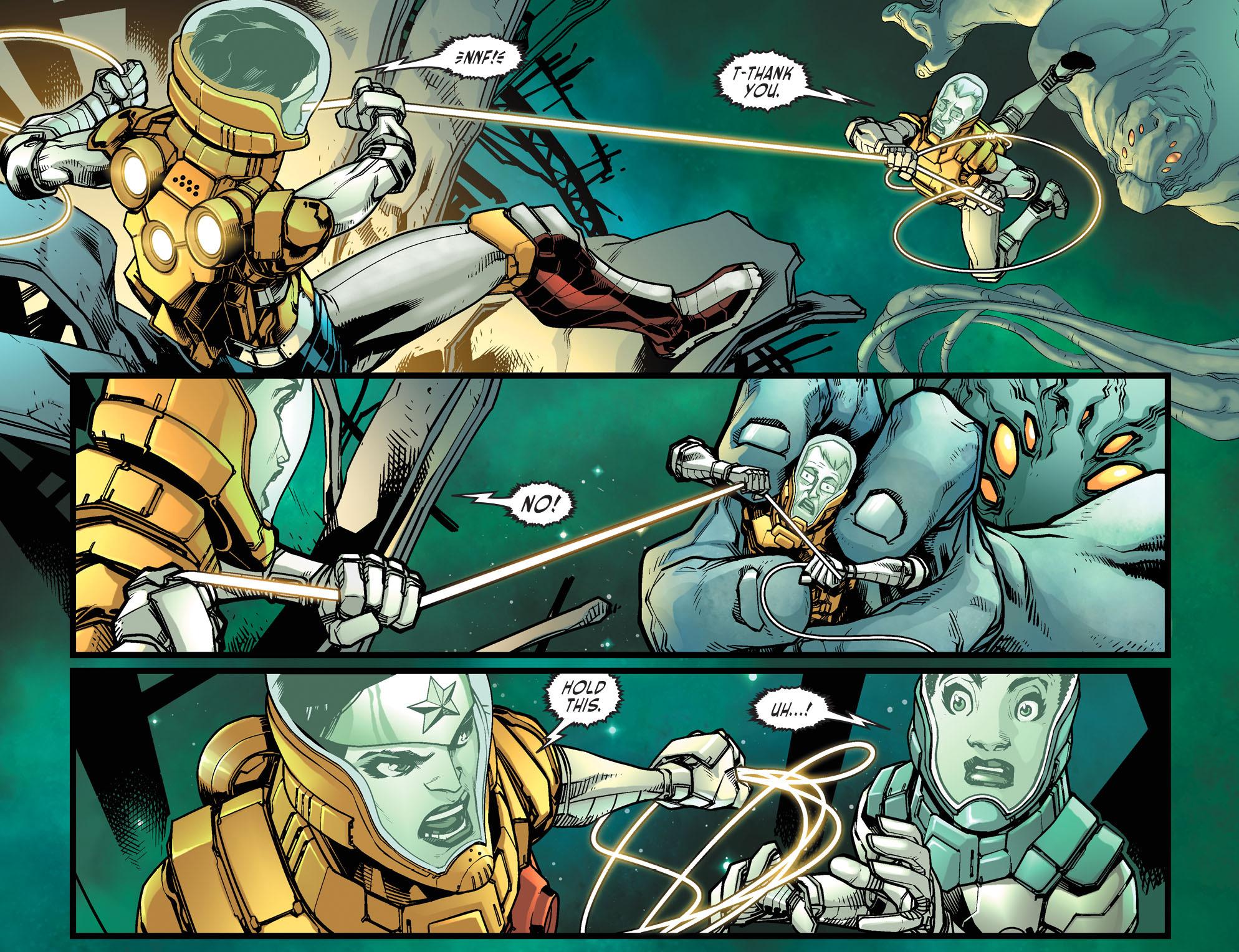 Read online Sensation Comics Featuring Wonder Woman comic -  Issue #21 - 15