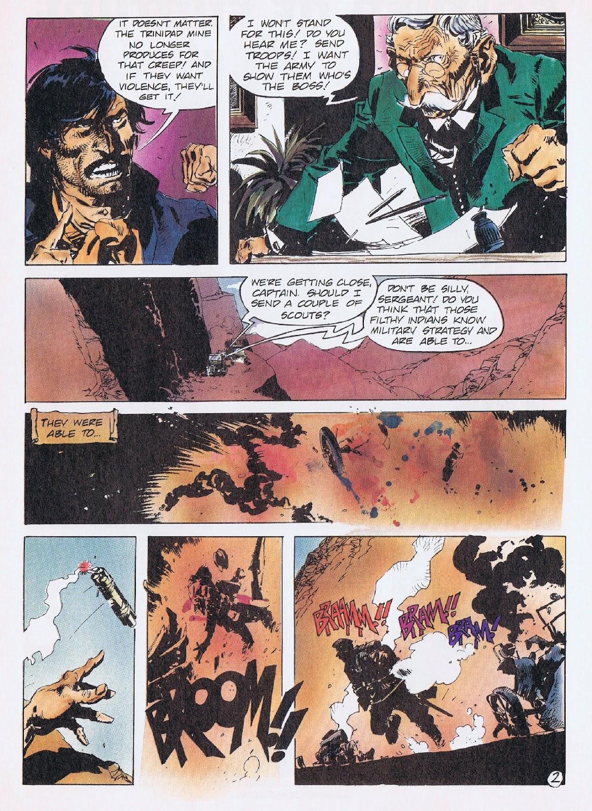 Read online Merchants of Death comic -  Issue #3 - 21