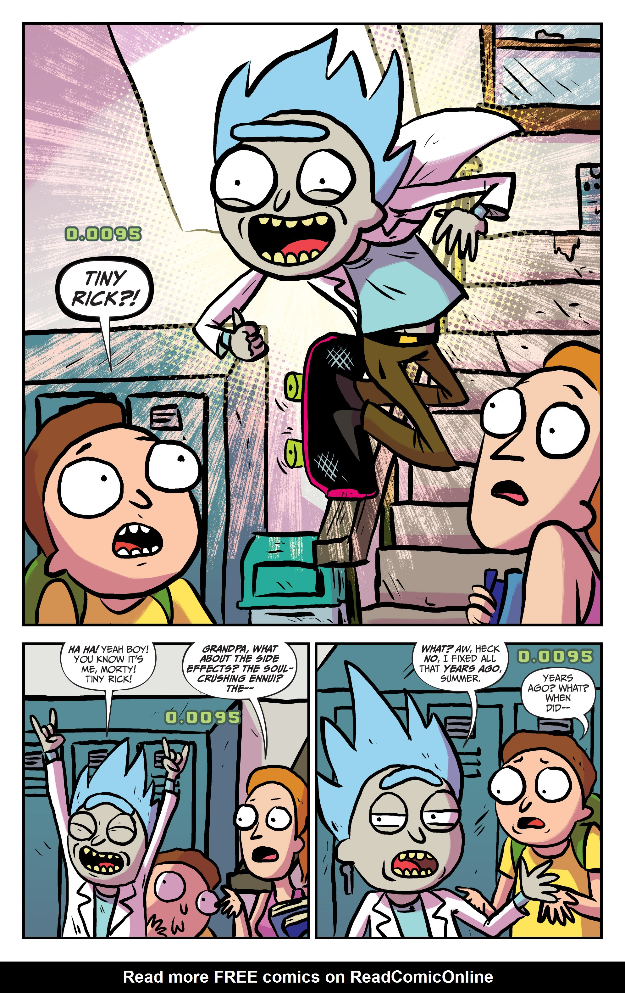 Read online Rick and Morty comic -  Issue #25 - 6