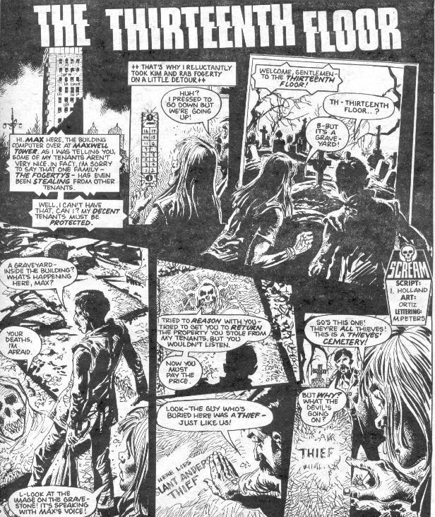 Read online The Thirteenth Floor (2007) comic -  Issue # Full - 17