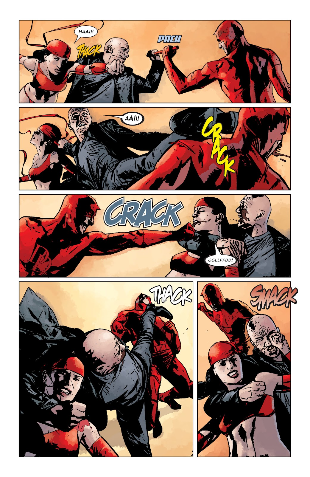 Daredevil (1998) issue Ultimate_Collection TPB 3 (Part 4) - Page 1
