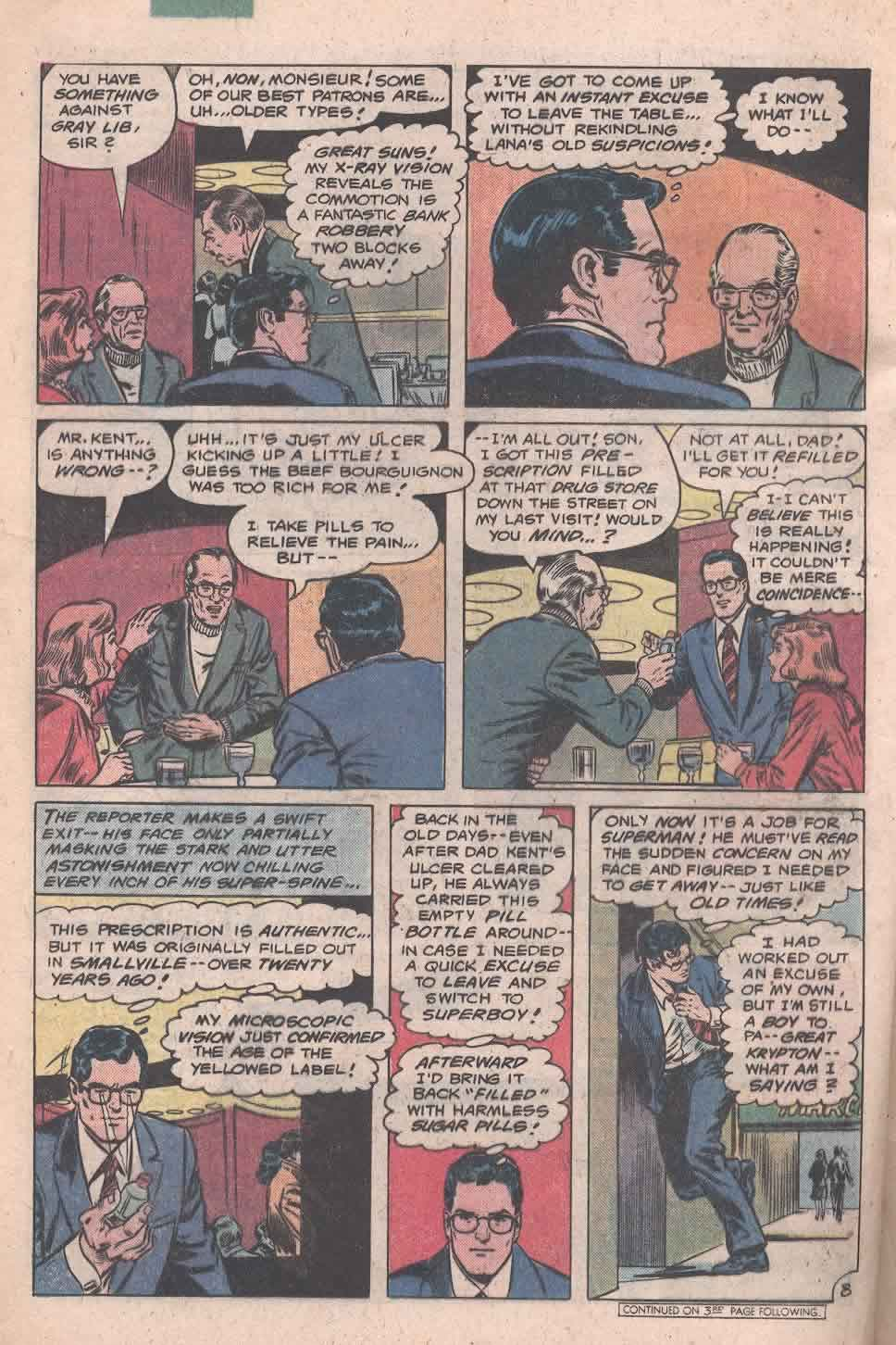 Read online Action Comics (1938) comic -  Issue #507 - 9