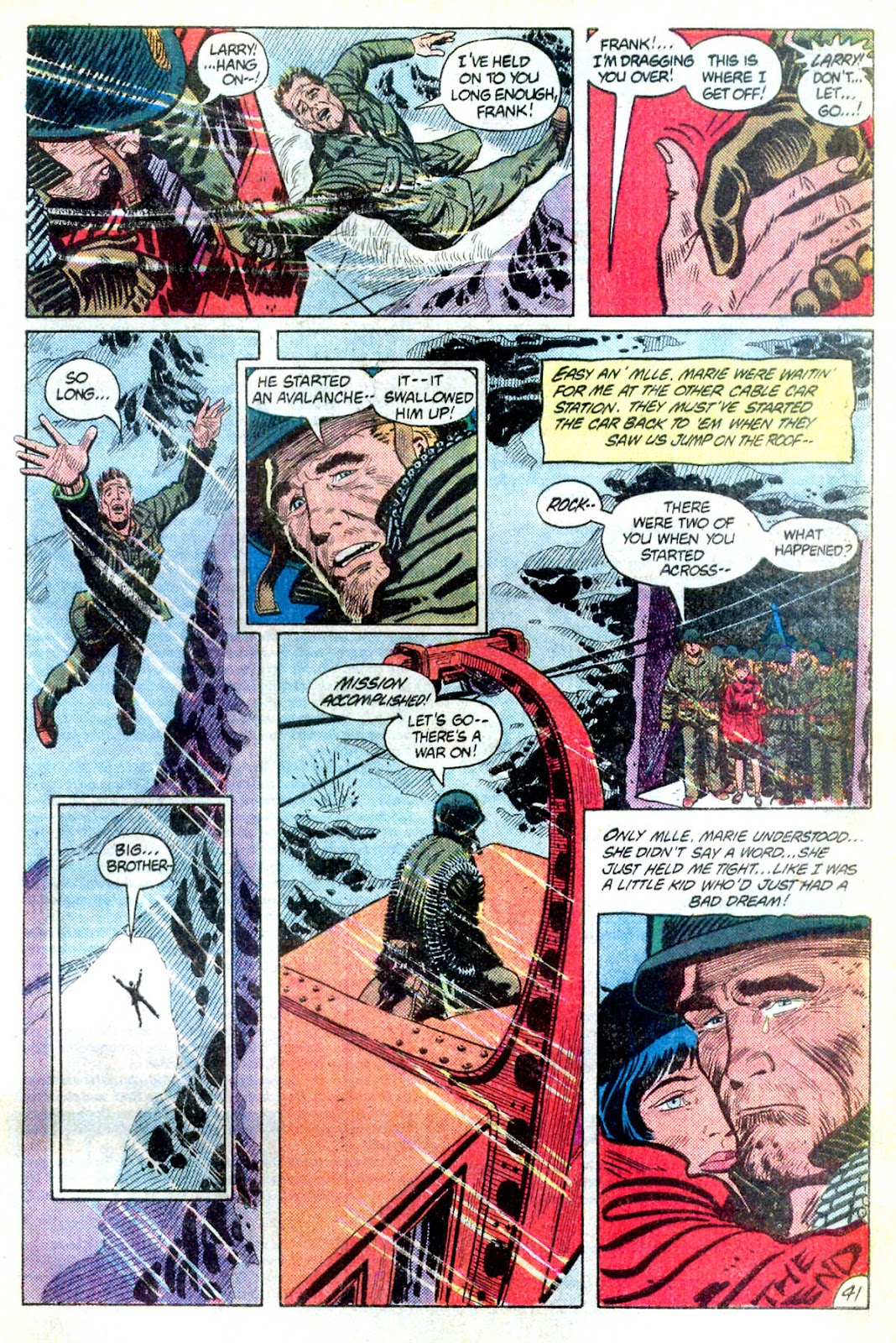 Sgt. Rock issue Annual 2 - Page 43