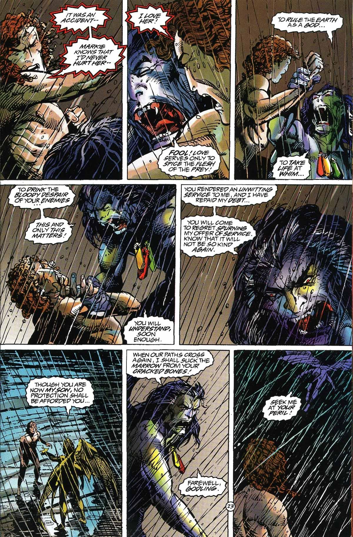 Read online Rune (1994) comic -  Issue #5 - 26