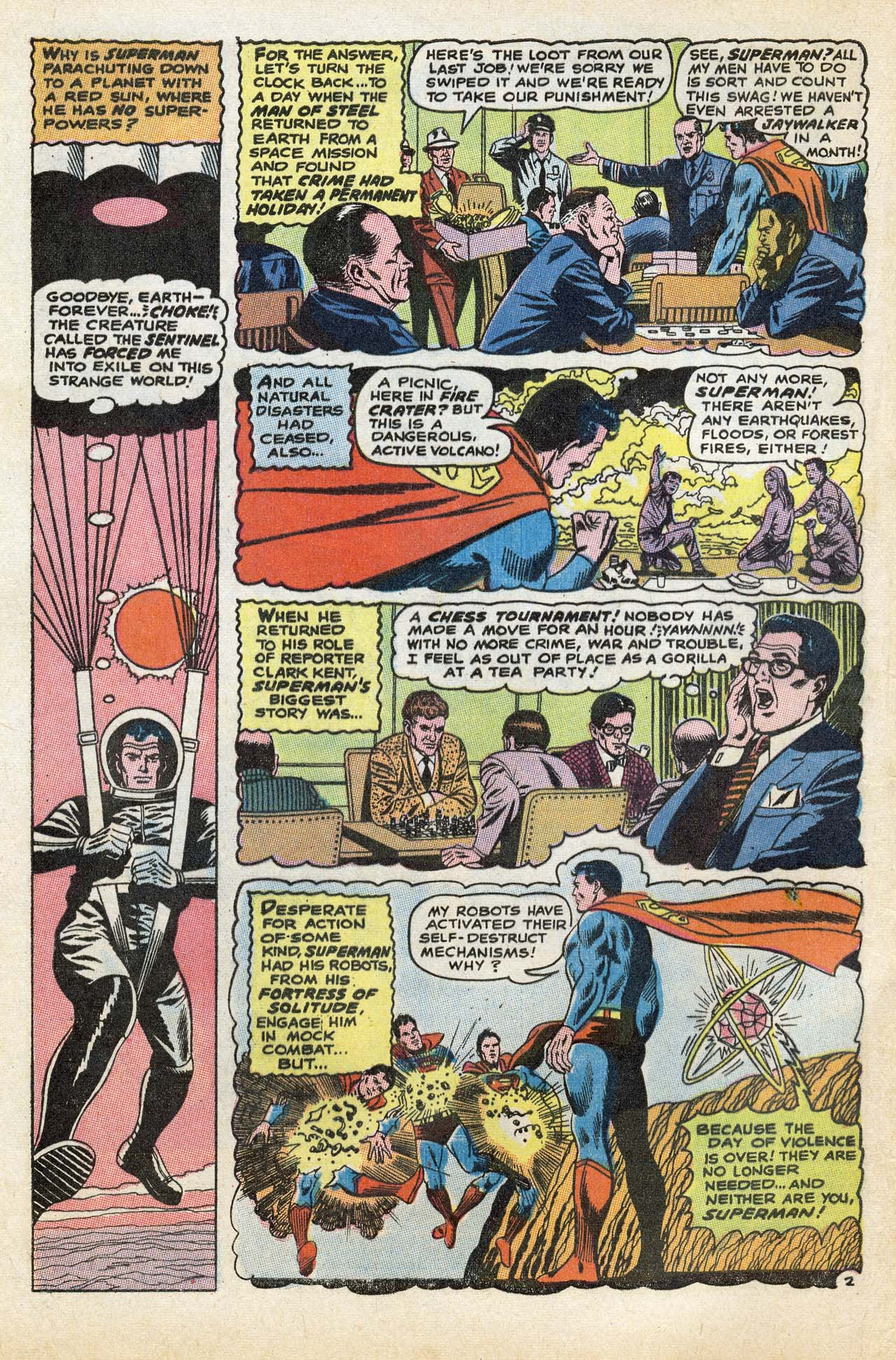 Read online Action Comics (1938) comic -  Issue #369 - 4