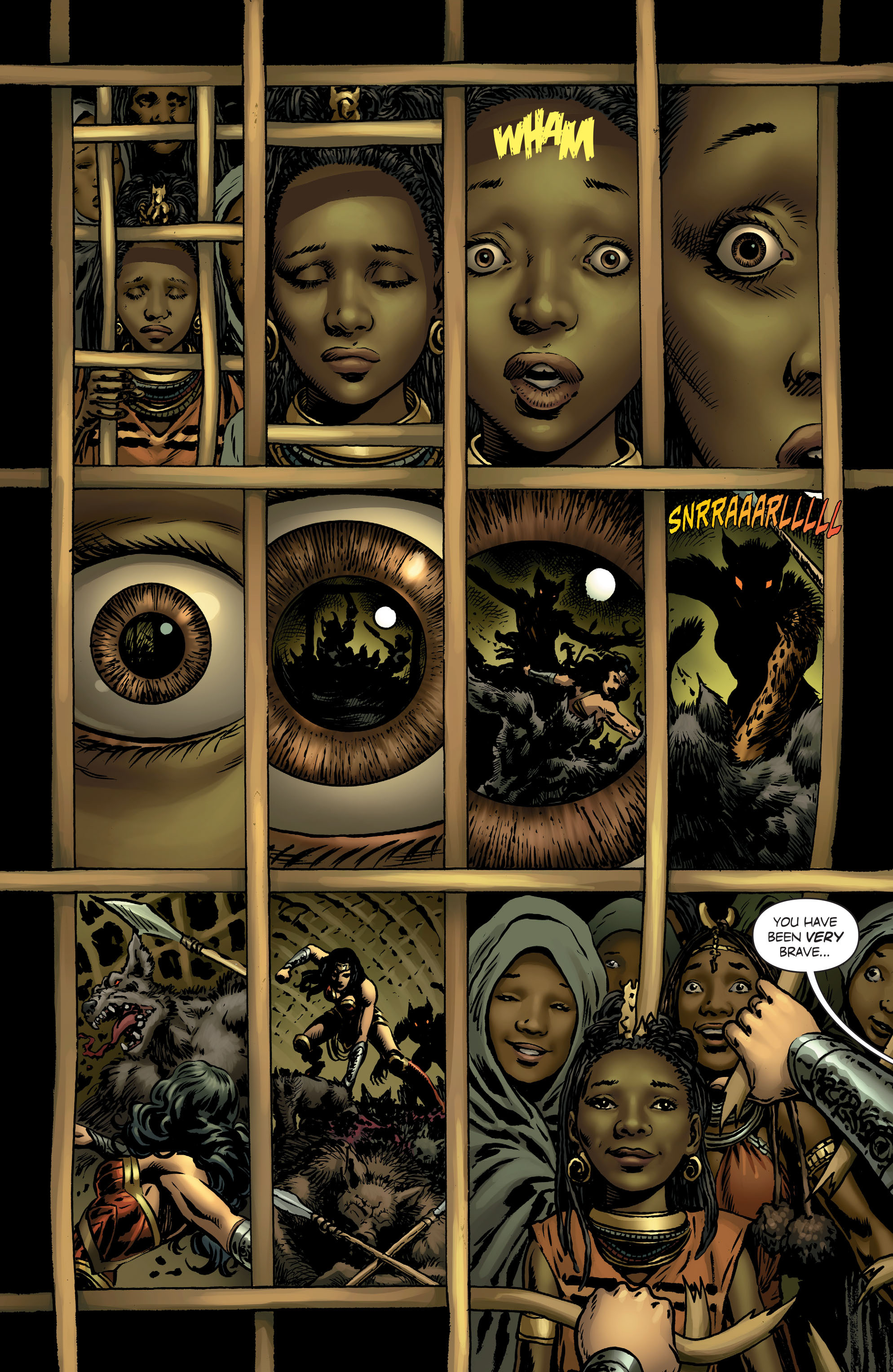 Read online Wonder Woman (2016) comic -  Issue #7 - 4