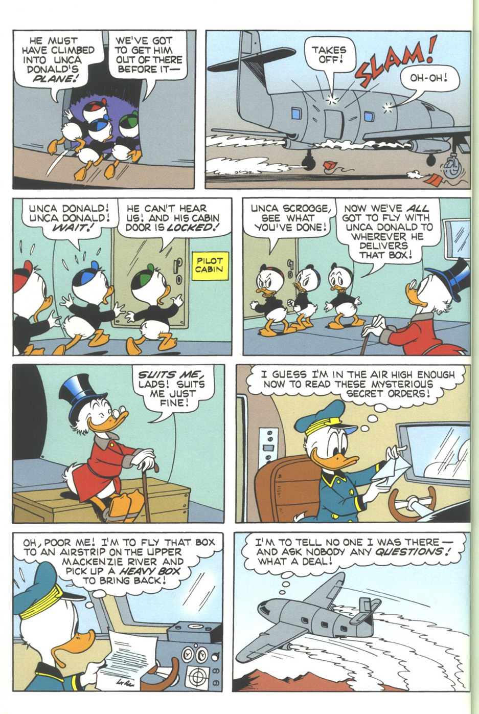 Read online Uncle Scrooge (1953) comic -  Issue #317 - 48