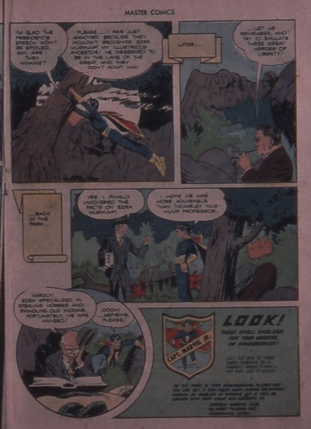 Master Comics issue 51 - Page 13