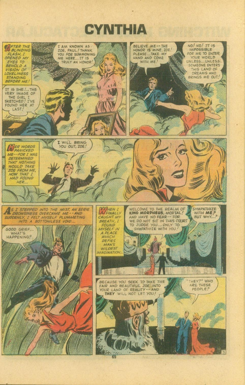 The Witching Hour (1969) issue 38 - Page 71