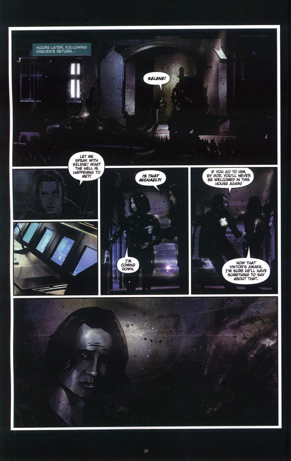 Read online Underworld (2003) comic -  Issue # Full - 22