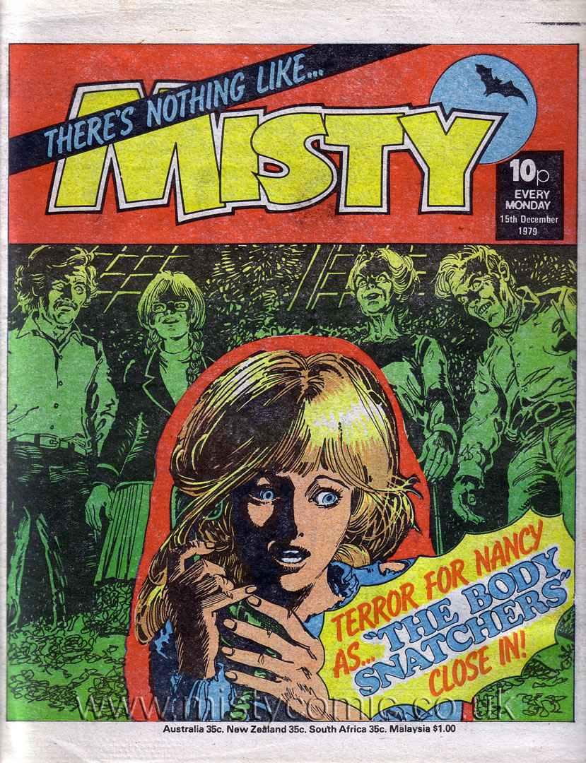 Misty (1978) 97 Page 1