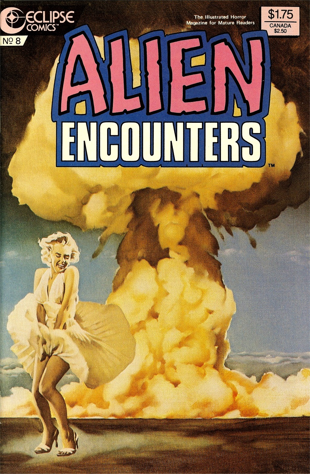 Alien Encounters 8 Page 1