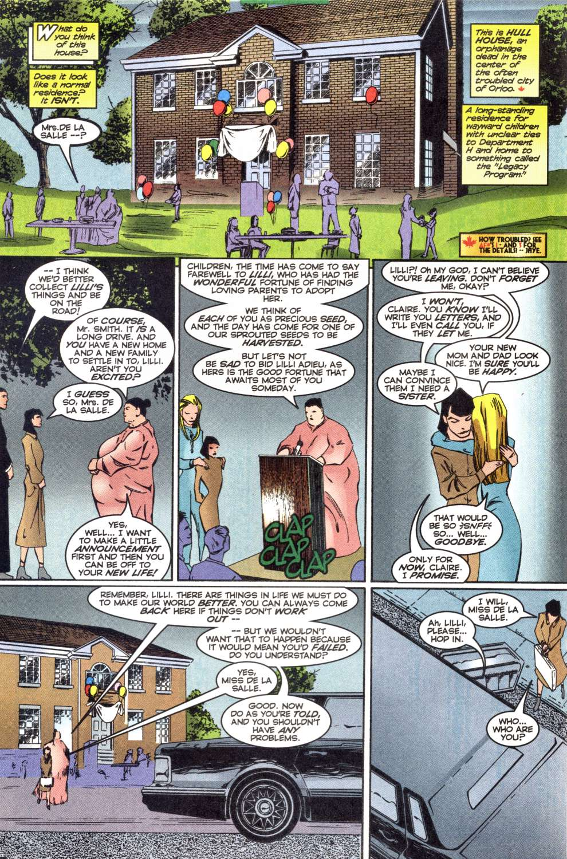 Read online Alpha Flight (1997) comic -  Issue #4 - 13