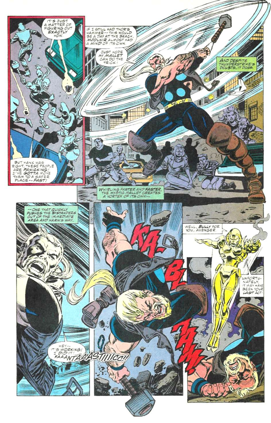 The Avengers (1963) 375 Page 7