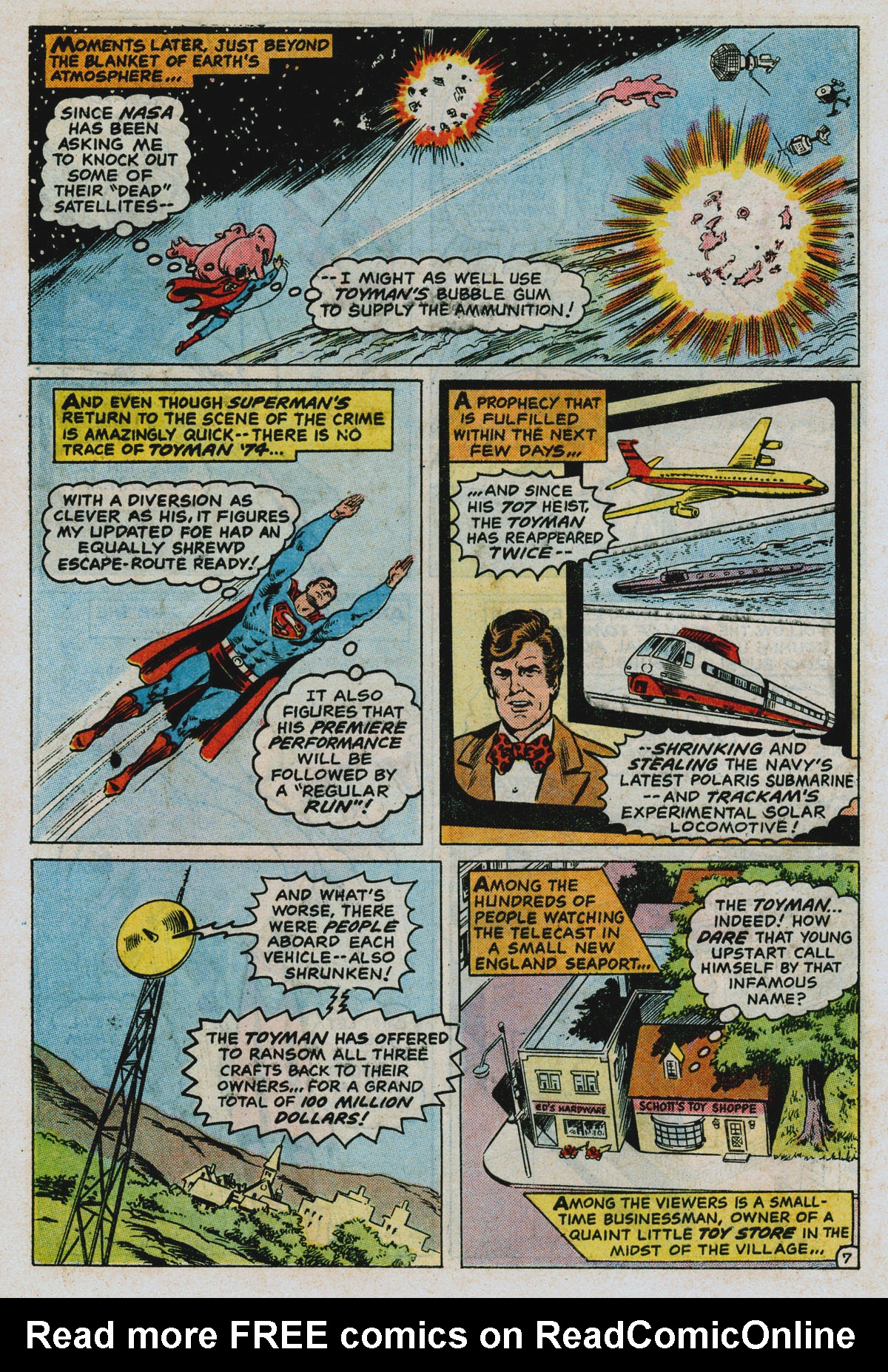 Read online Action Comics (1938) comic -  Issue #432 - 10