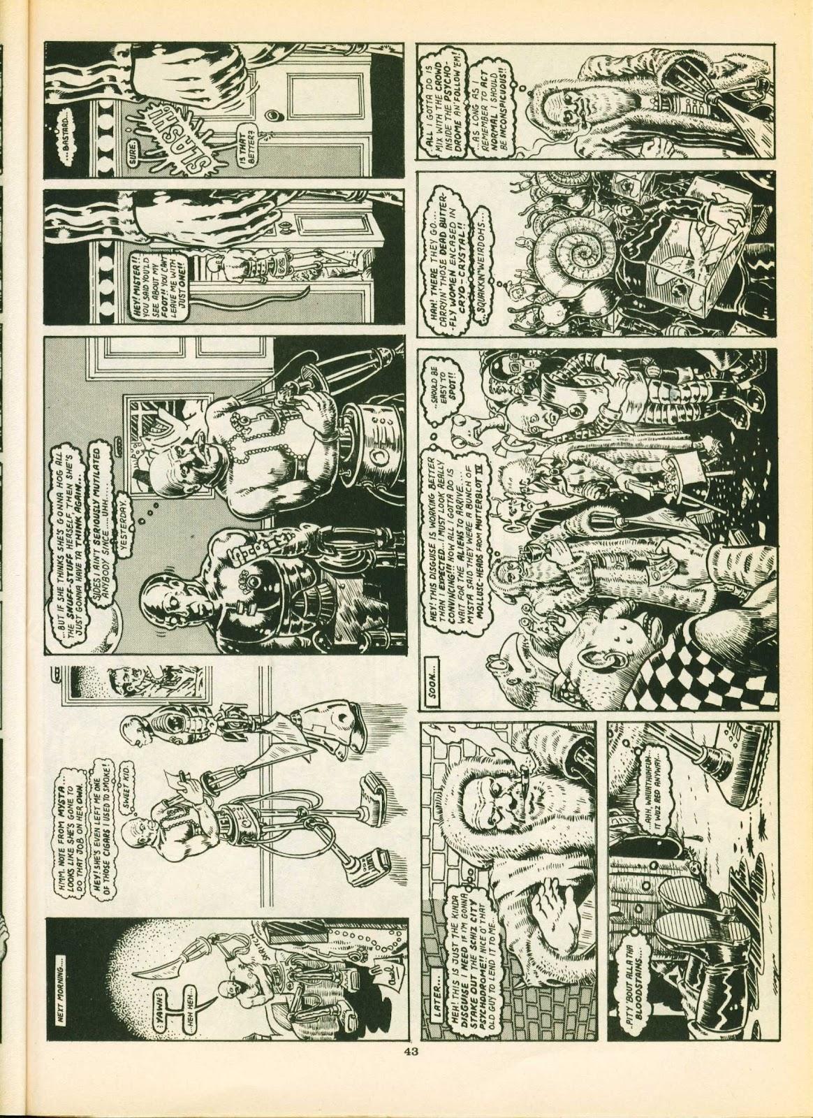 Warrior Issue #16 #17 - English 43
