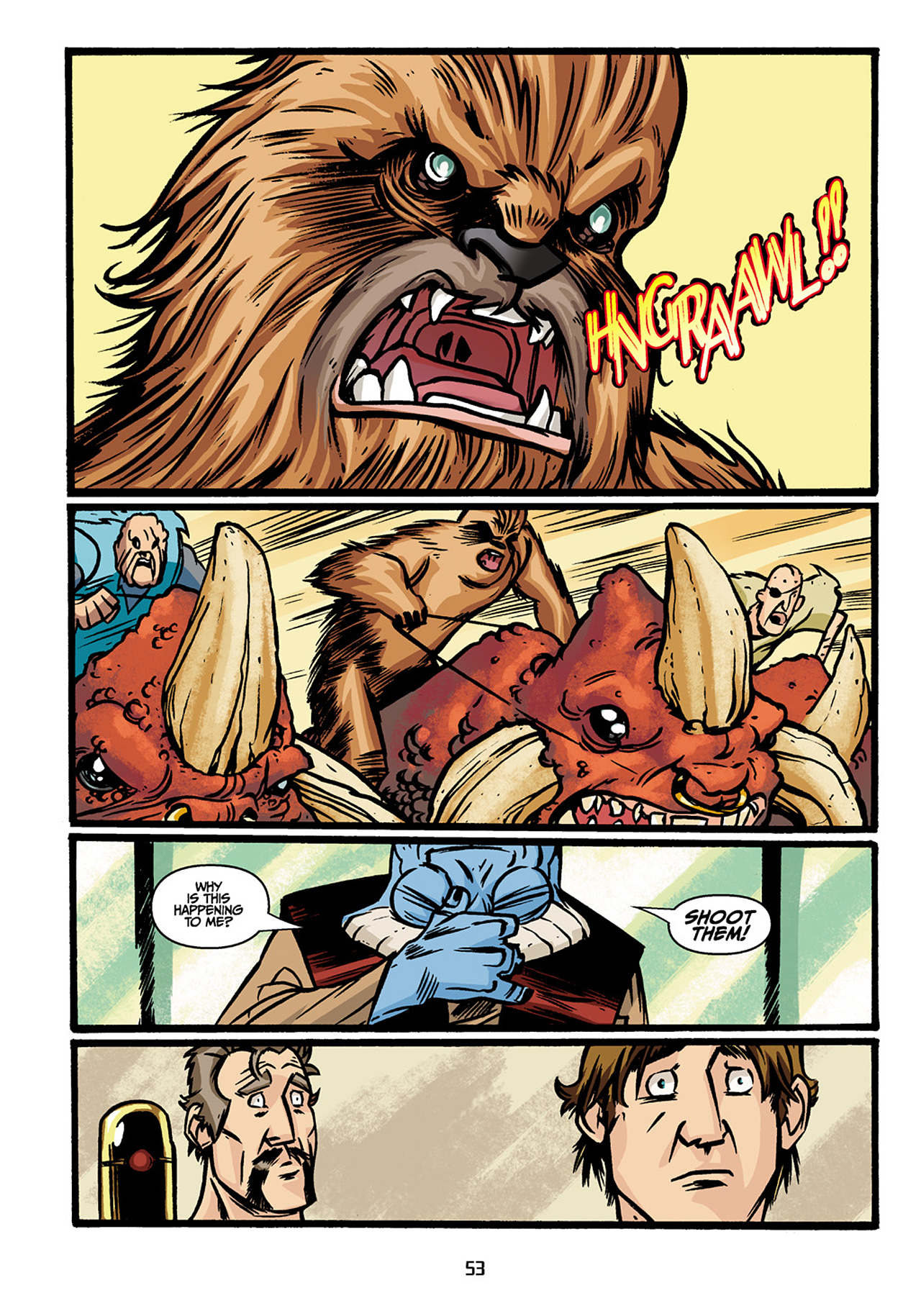 Read online Star Wars Omnibus comic -  Issue # Vol. 33 - 55