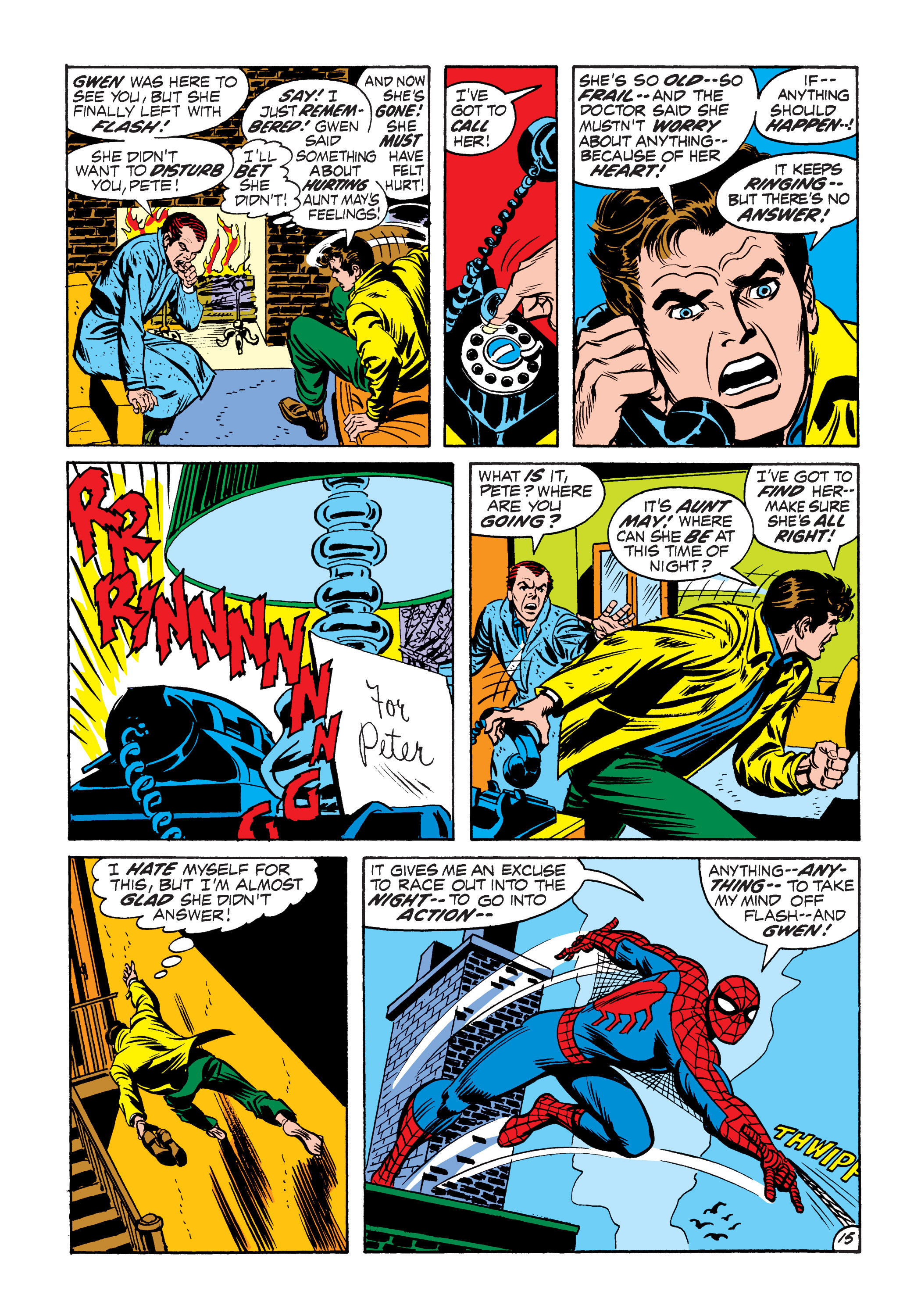 The Amazing Spider-Man (1963) 110 Page 15
