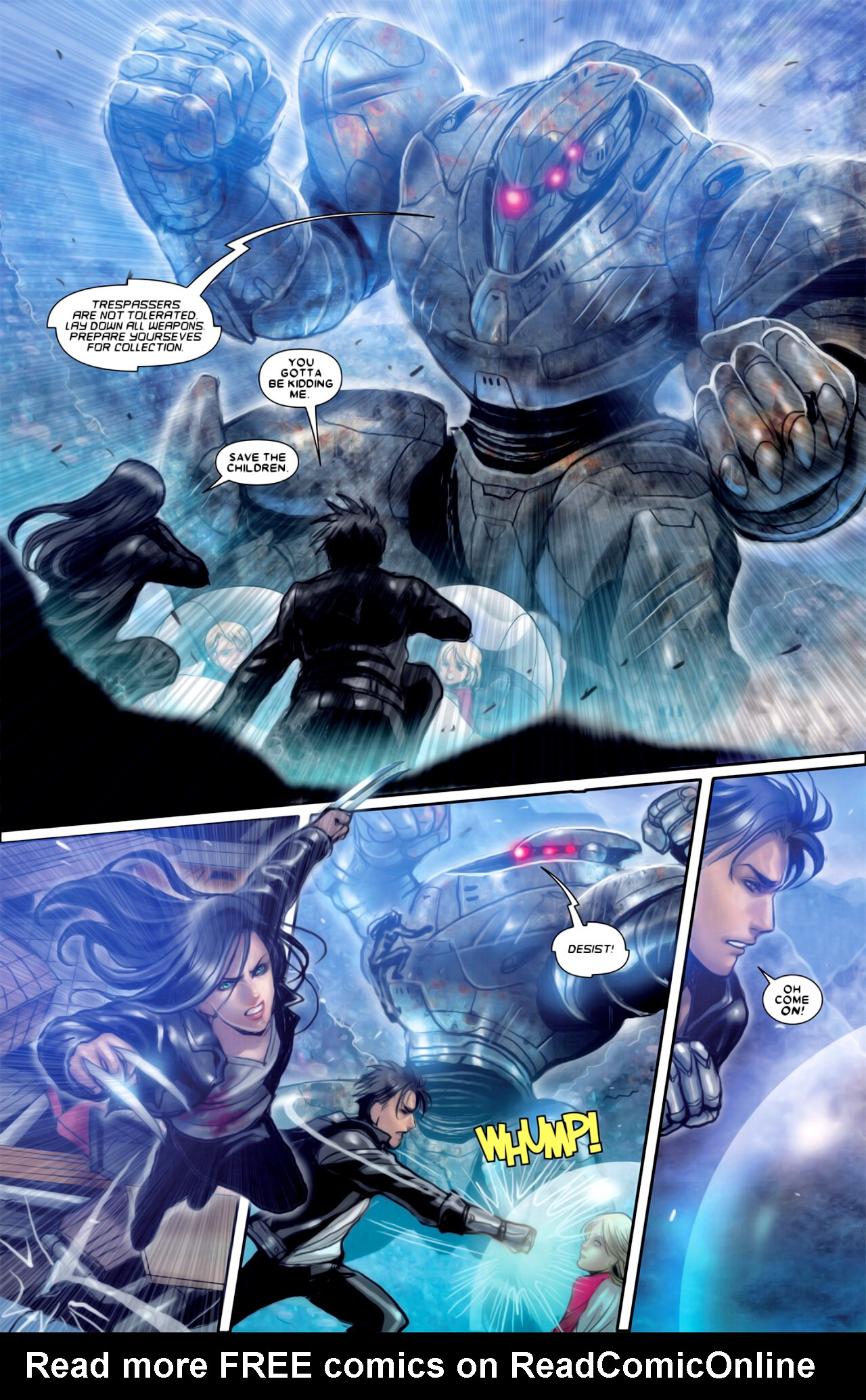 Read online X-23 (2010) comic -  Issue #18 - 18